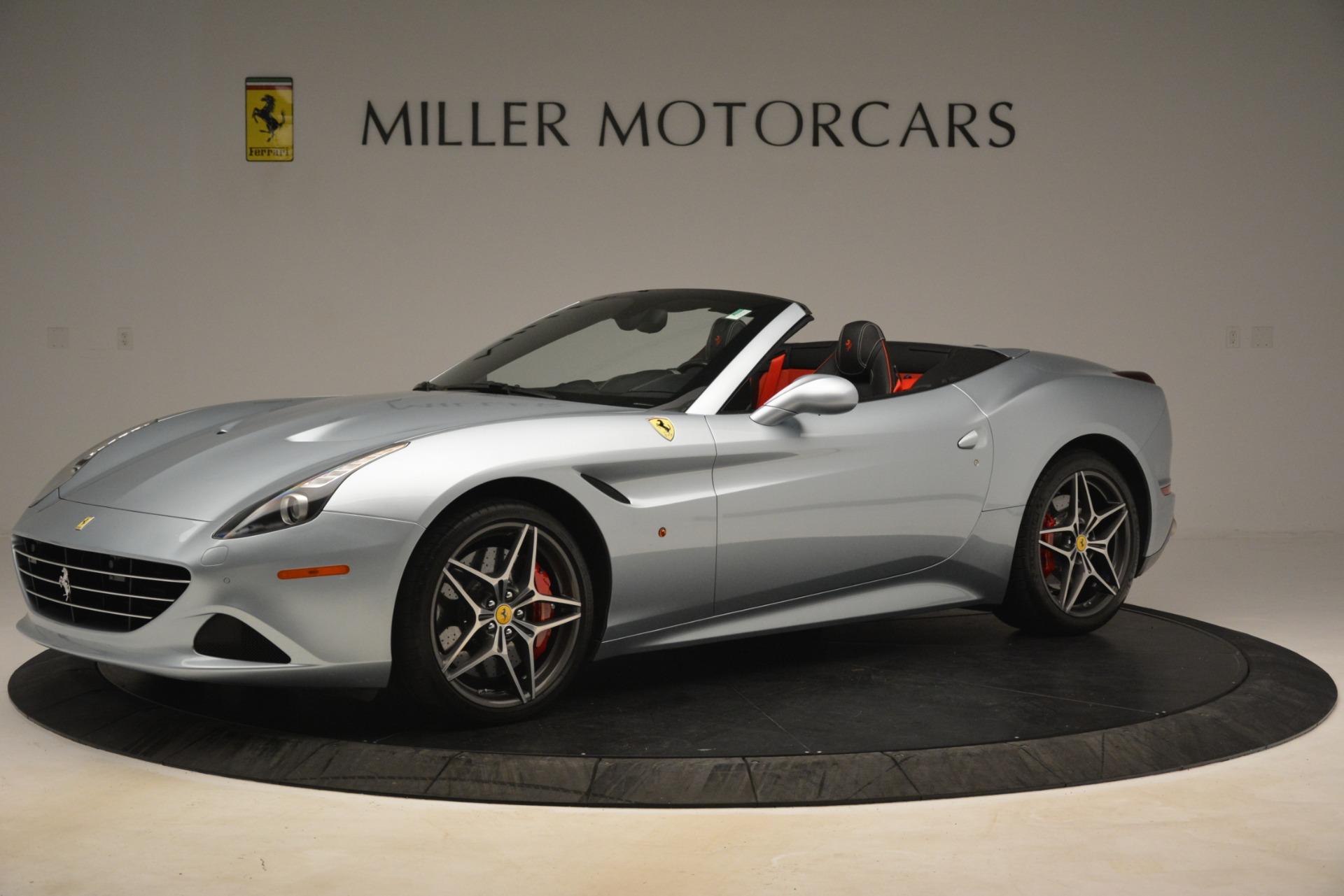Used 2016 Ferrari California T  For Sale In Westport, CT 3224_p2