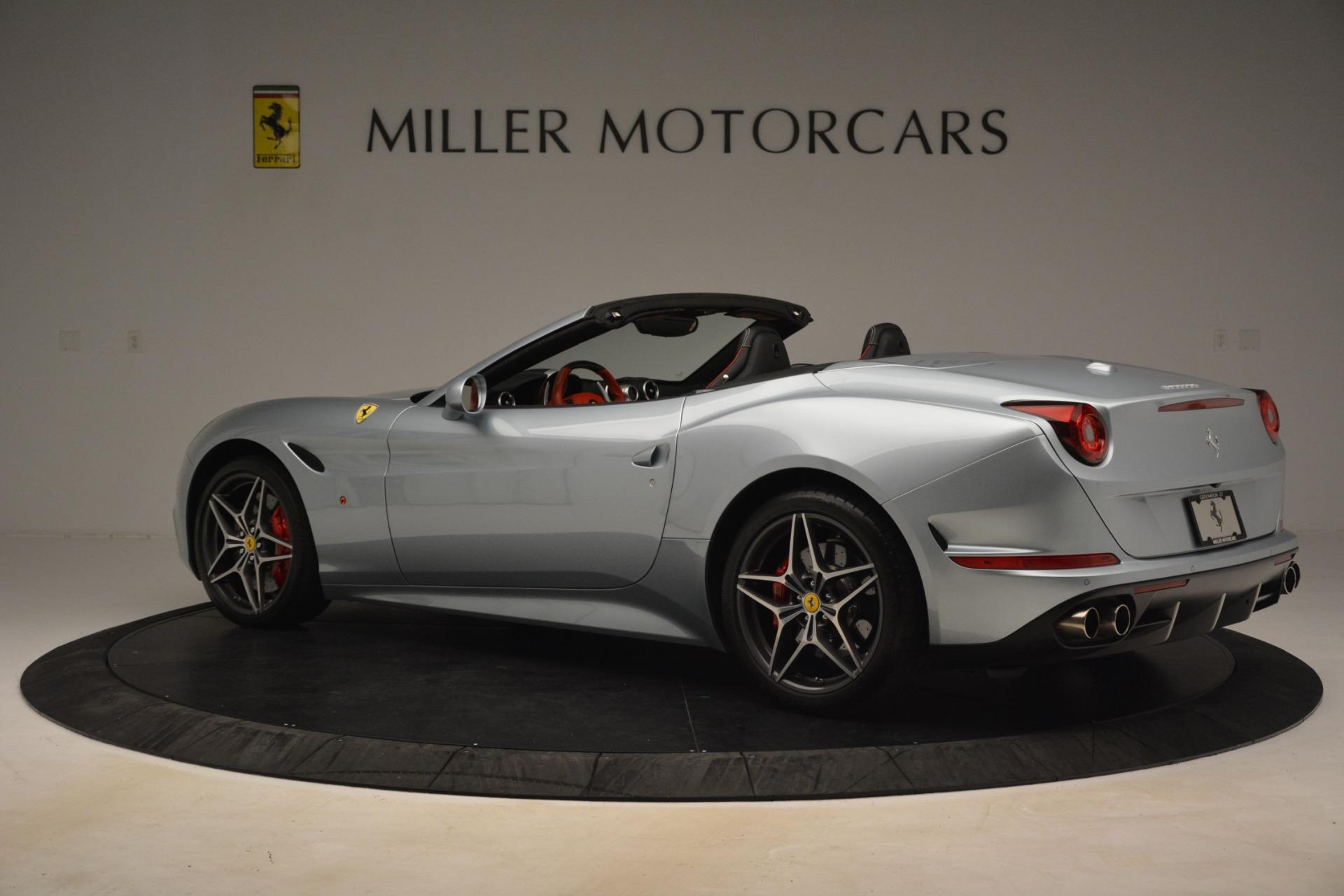 Used 2016 Ferrari California T  For Sale In Westport, CT 3224_p4