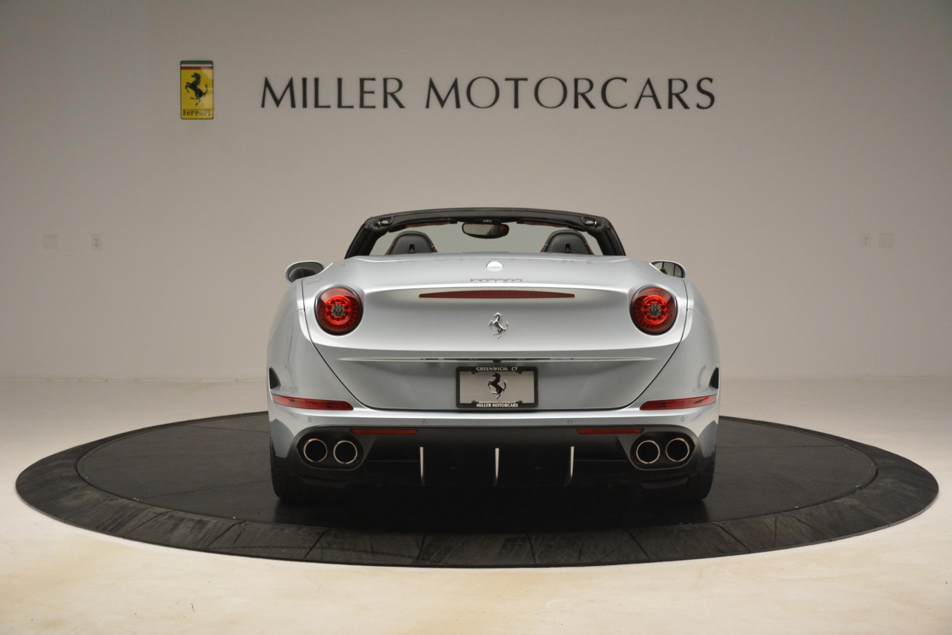 Used 2016 Ferrari California T  For Sale In Westport, CT 3224_p6