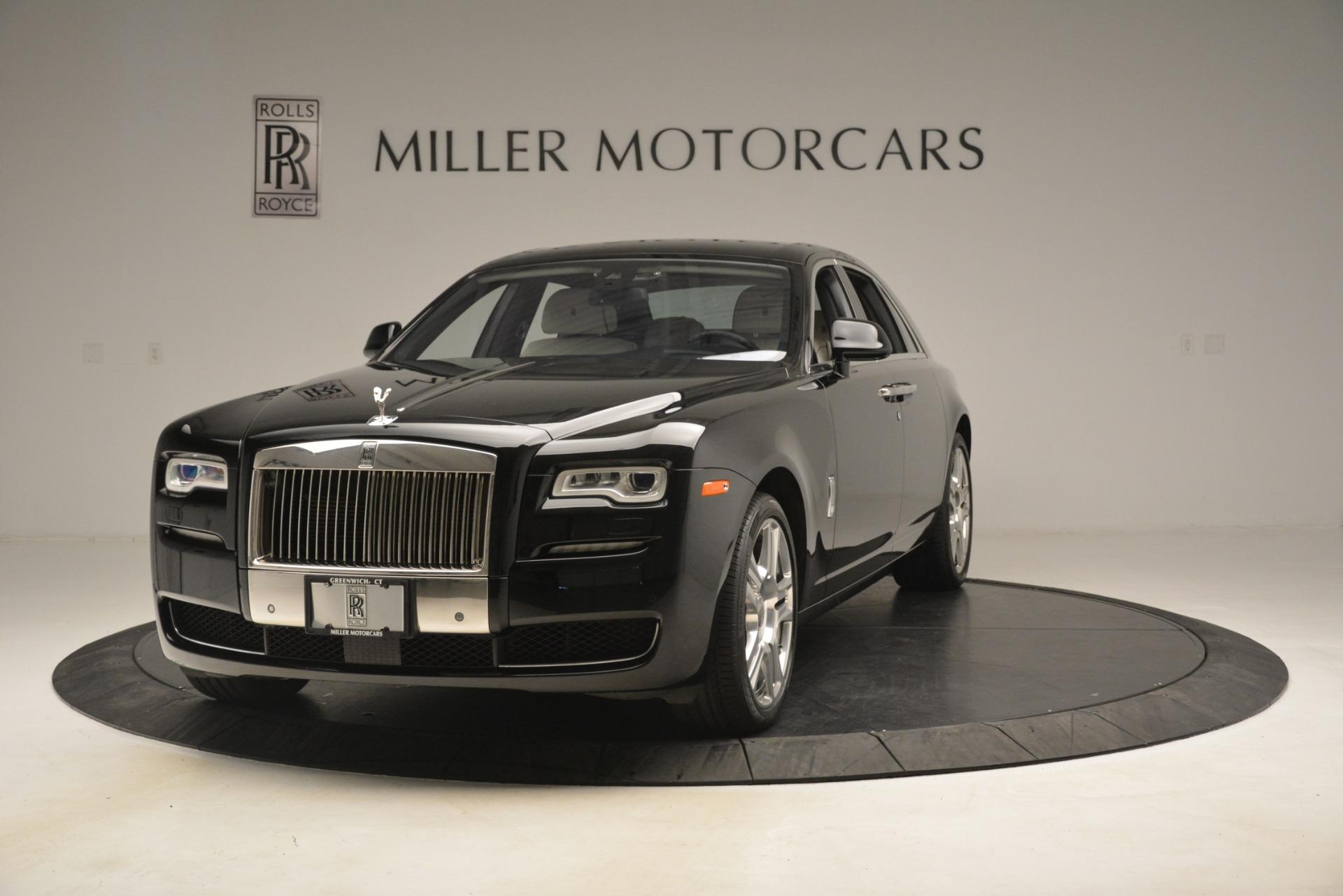 Used 2016 Rolls-Royce Ghost  For Sale In Westport, CT 3225_main