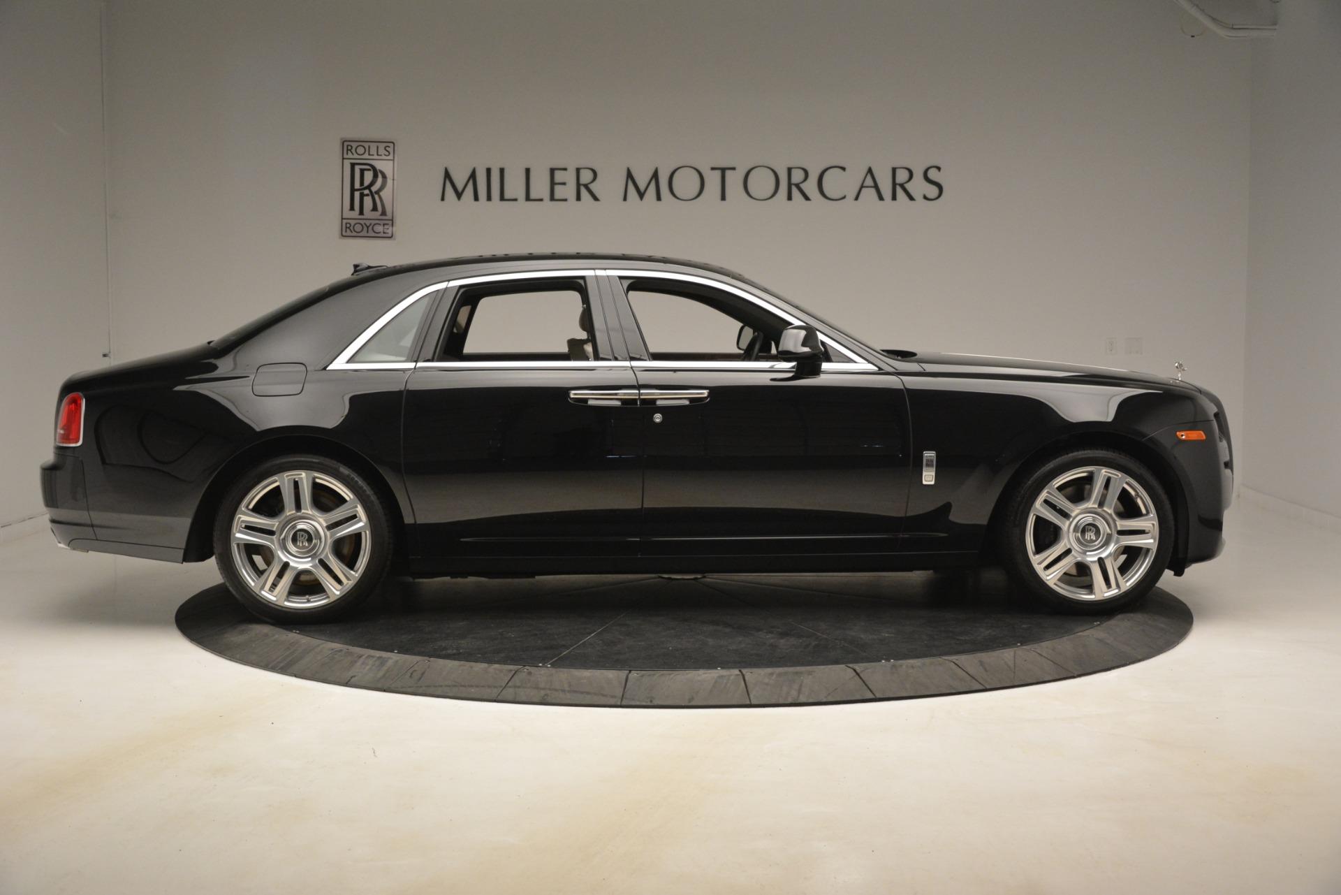 Used 2016 Rolls-Royce Ghost  For Sale In Westport, CT 3225_p10