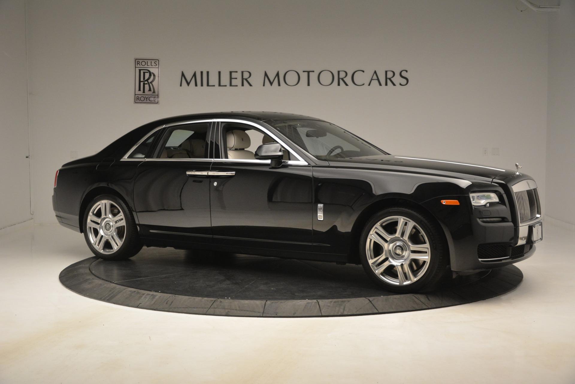Used 2016 Rolls-Royce Ghost  For Sale In Westport, CT 3225_p11