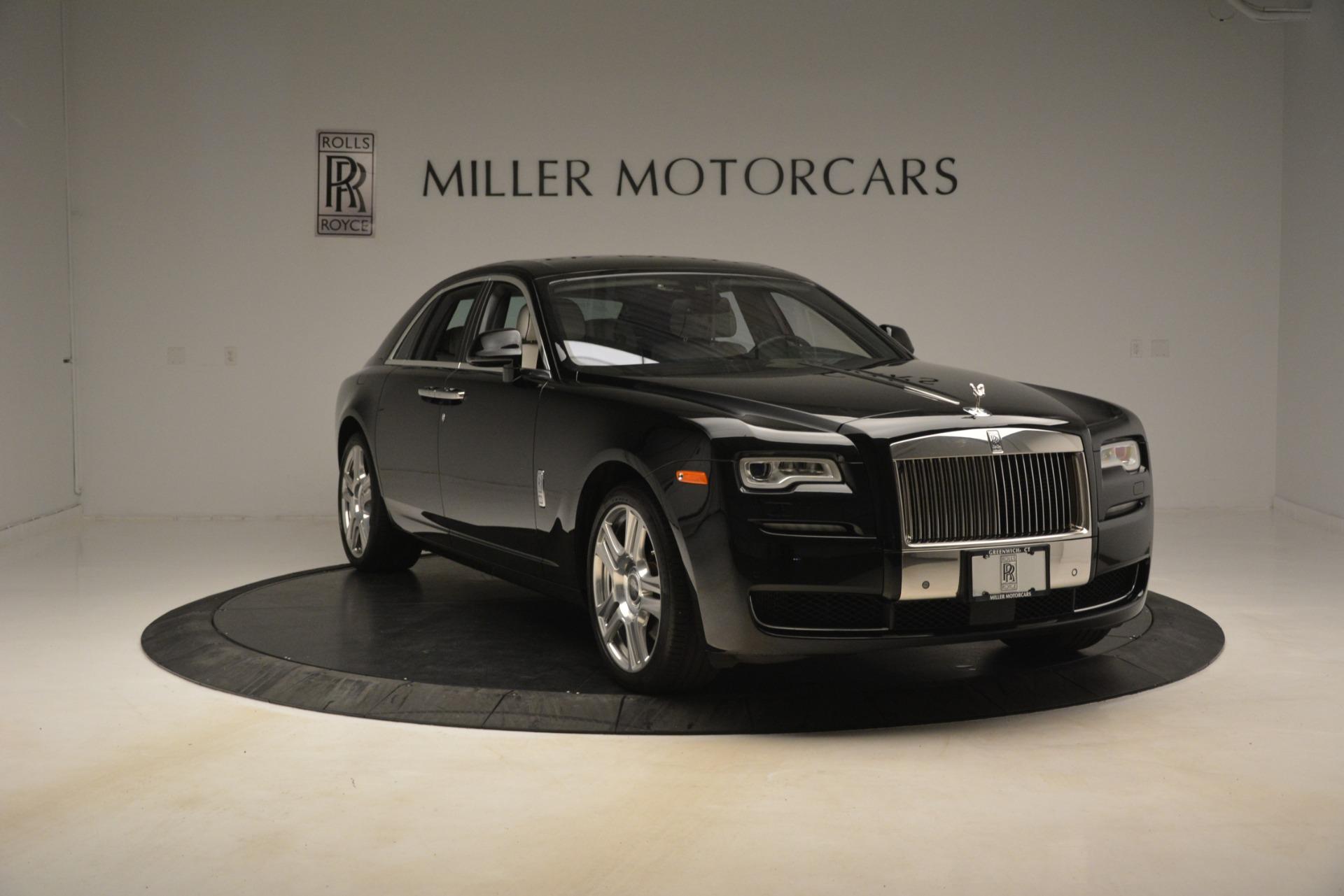 Used 2016 Rolls-Royce Ghost  For Sale In Westport, CT 3225_p12