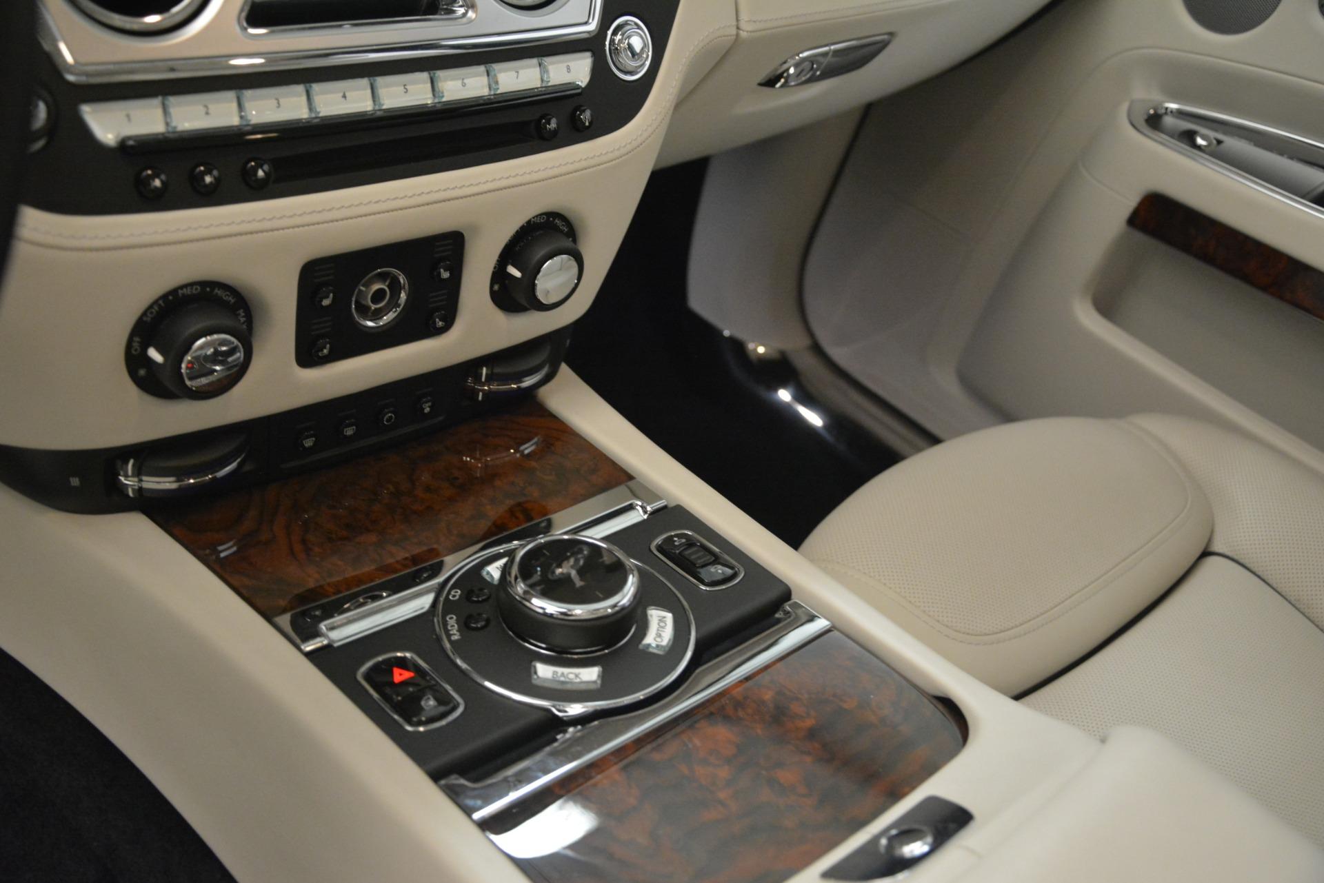 Used 2016 Rolls-Royce Ghost  For Sale In Westport, CT 3225_p22