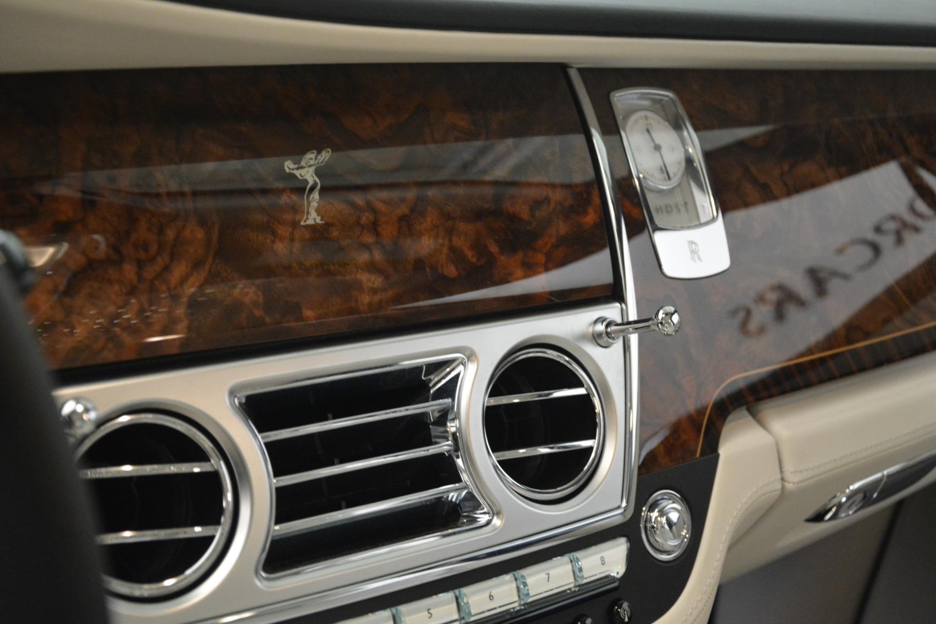 Used 2016 Rolls-Royce Ghost  For Sale In Westport, CT 3225_p29