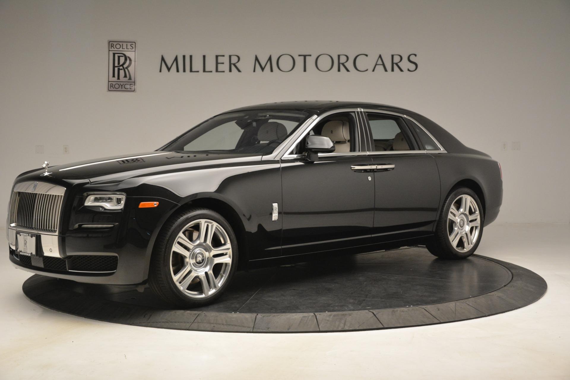 Used 2016 Rolls-Royce Ghost  For Sale In Westport, CT 3225_p3