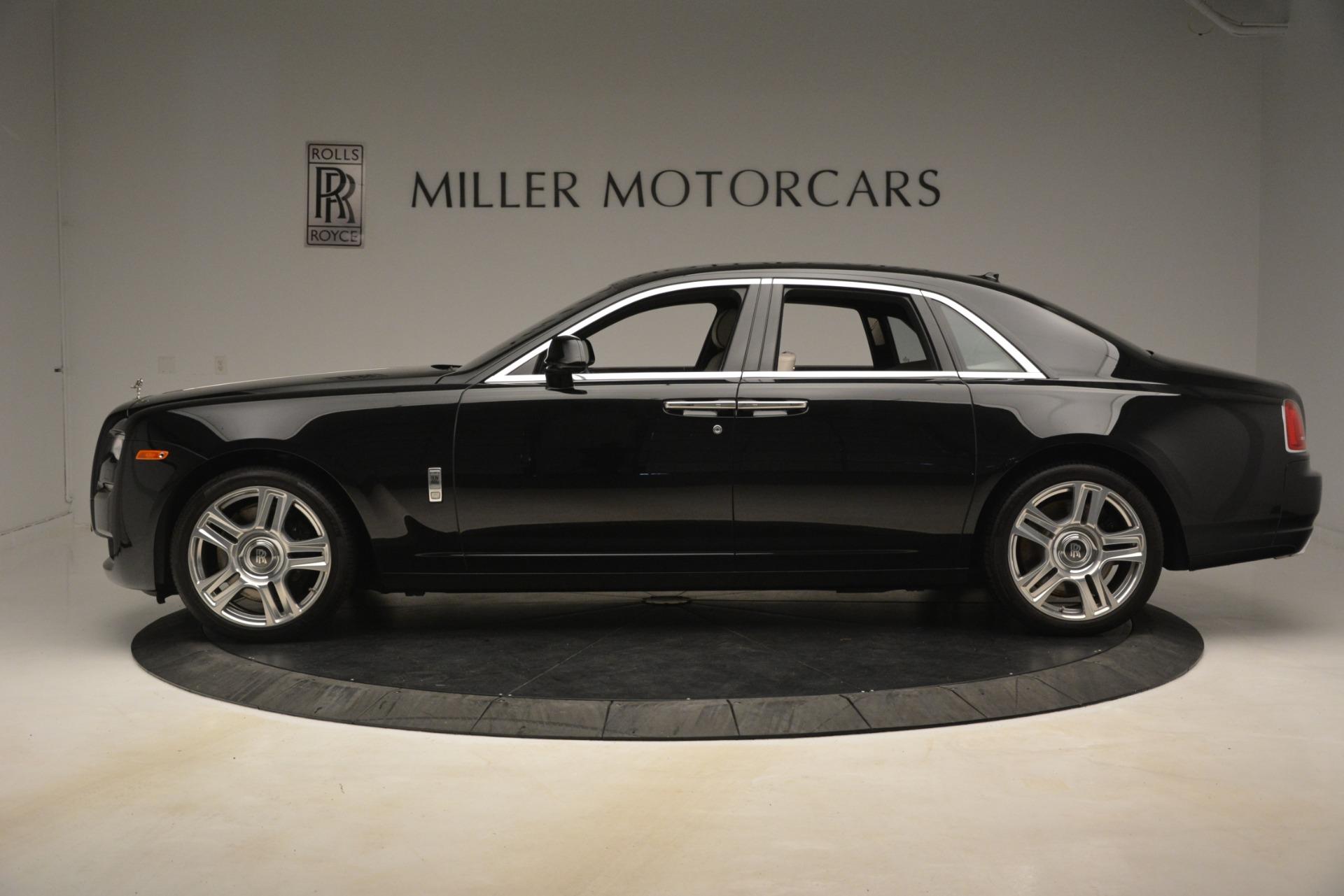 Used 2016 Rolls-Royce Ghost  For Sale In Westport, CT 3225_p4
