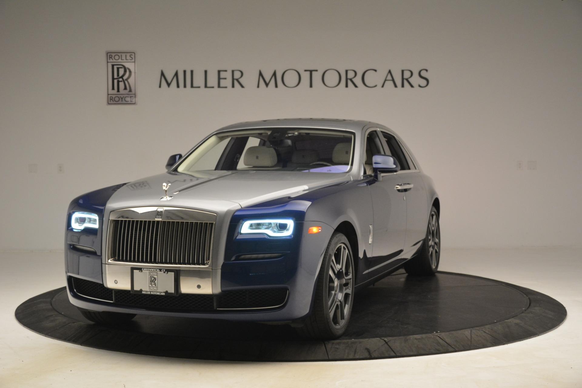 Used 2016 Rolls-Royce Ghost  For Sale In Westport, CT 3226_main