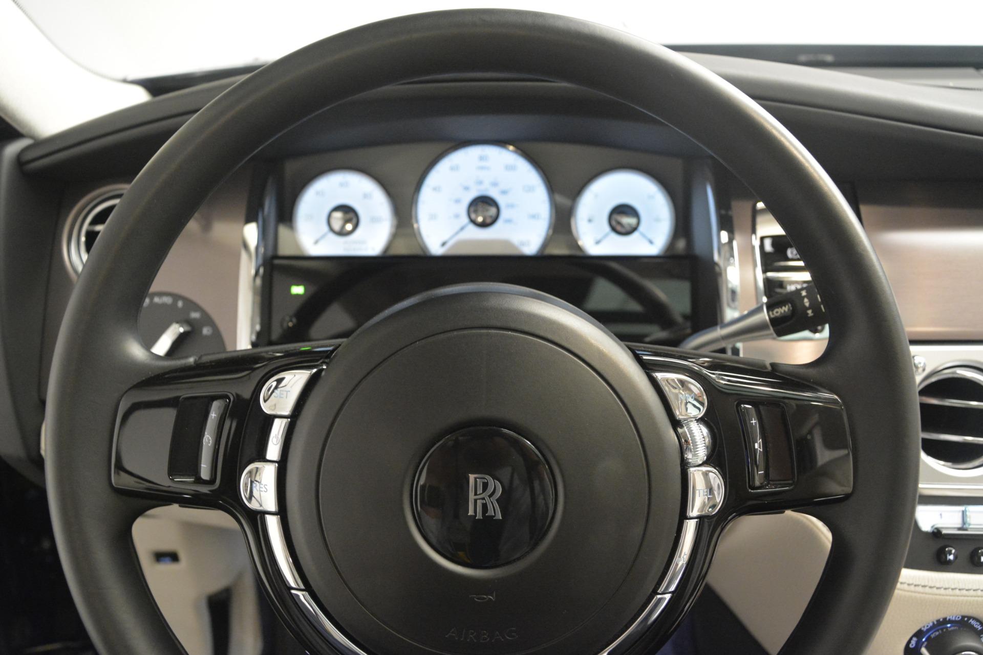 Used 2016 Rolls-Royce Ghost  For Sale In Westport, CT 3226_p17