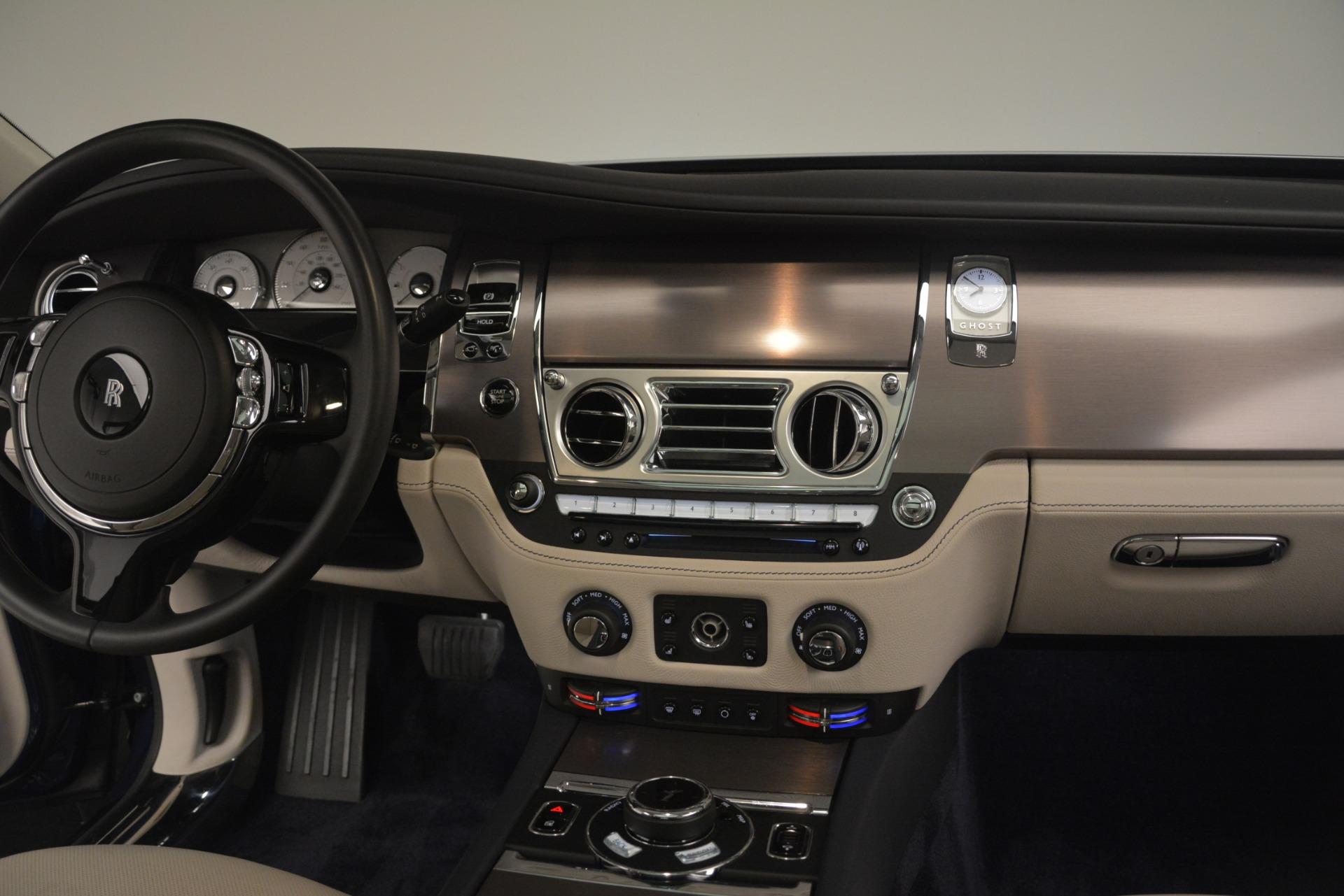Used 2016 Rolls-Royce Ghost  For Sale In Westport, CT 3226_p19