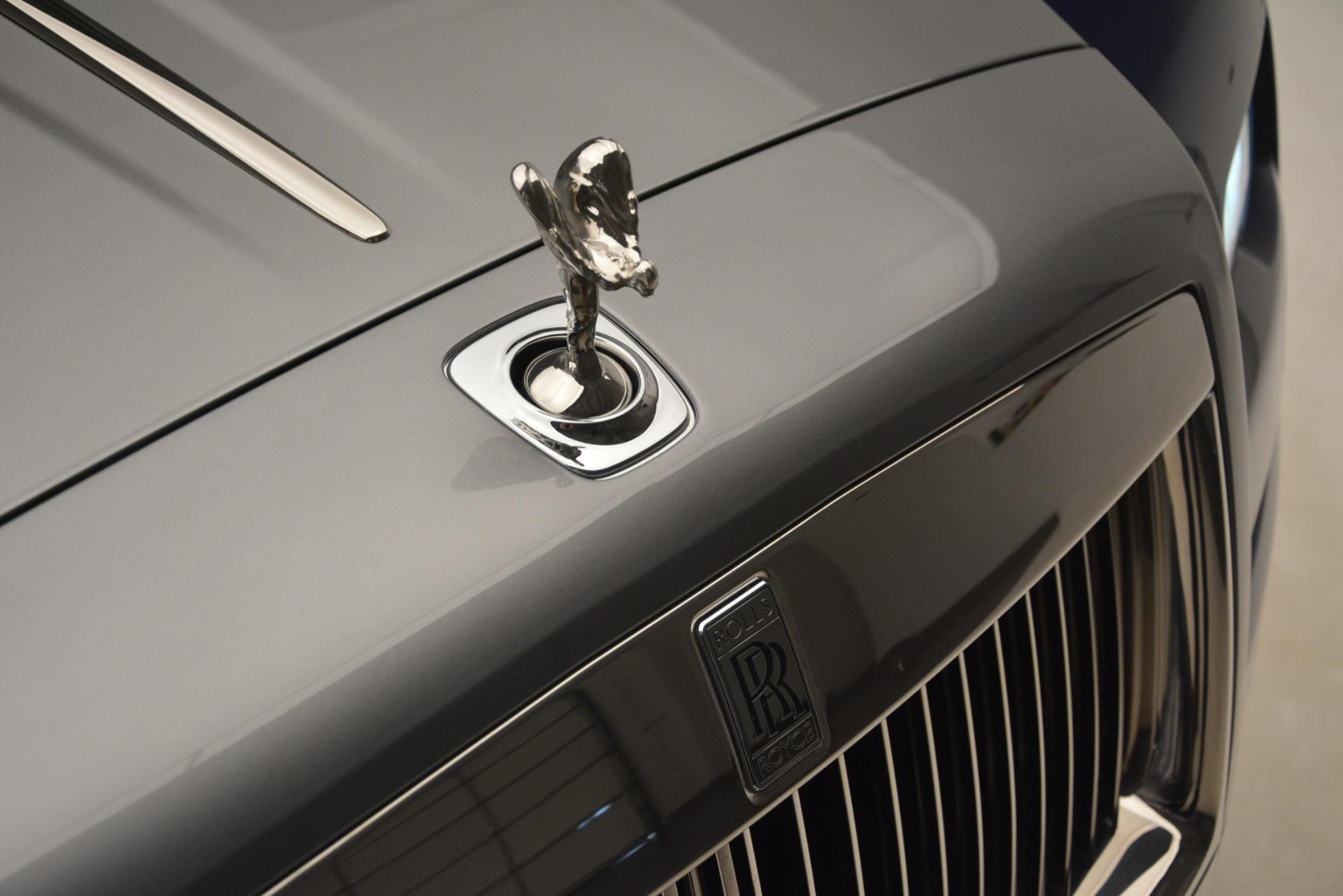 Used 2016 Rolls-Royce Ghost  For Sale In Westport, CT 3226_p24