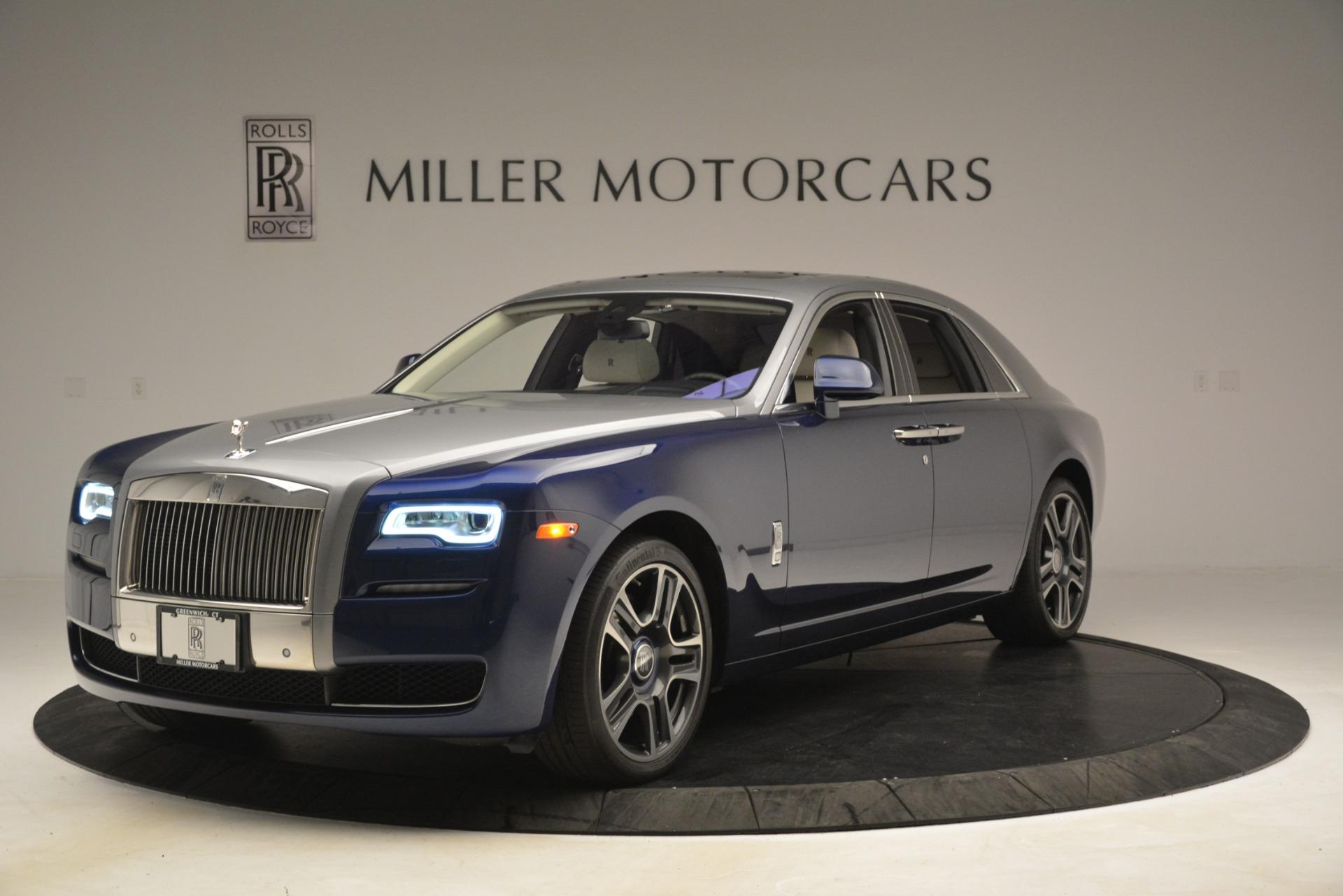 Used 2016 Rolls-Royce Ghost  For Sale In Westport, CT 3226_p3