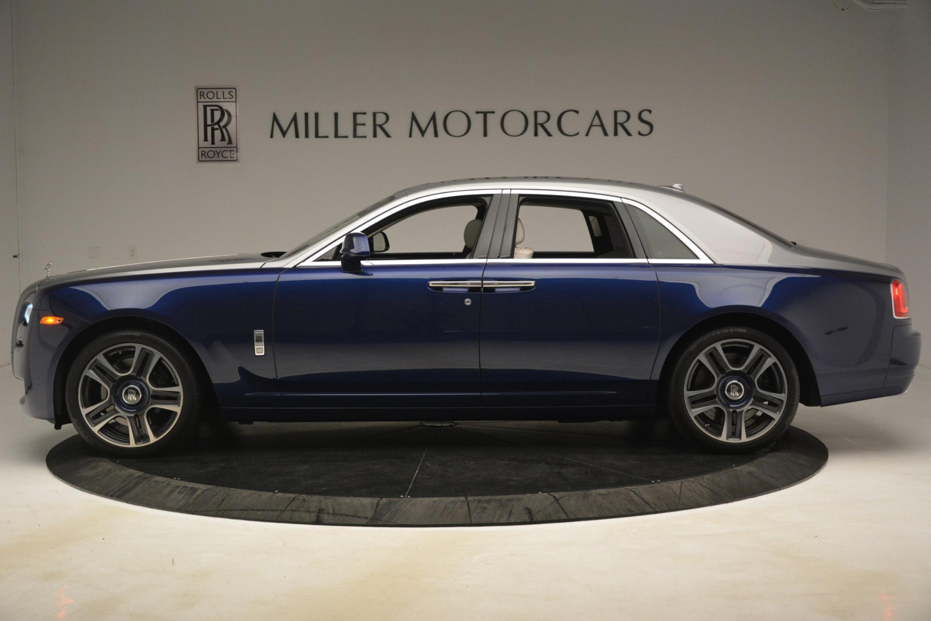 Used 2016 Rolls-Royce Ghost  For Sale In Westport, CT 3226_p4