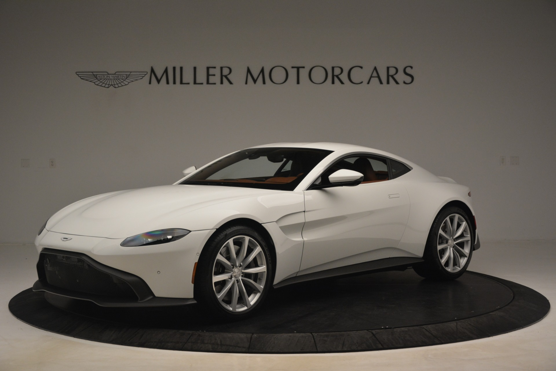 New 2019 Aston Martin Vantage Coupe For Sale In Westport, CT 3227_main
