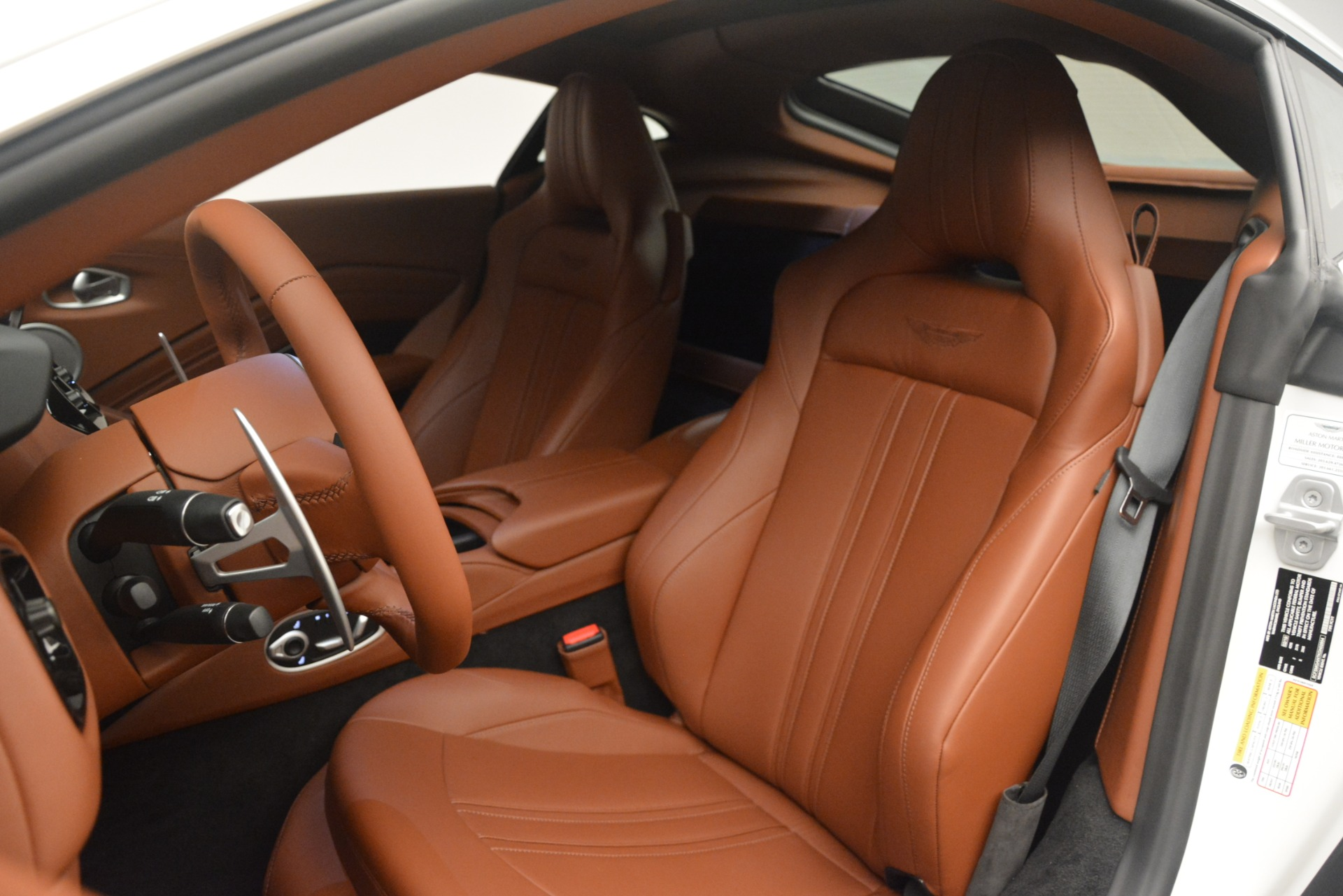 New 2019 Aston Martin Vantage Coupe For Sale In Westport, CT 3227_p15