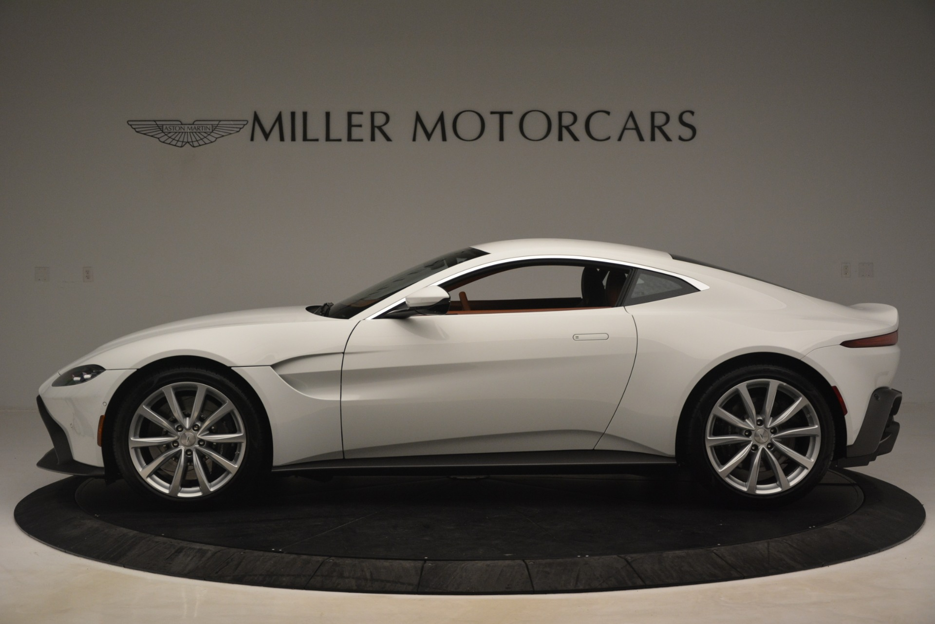 New 2019 Aston Martin Vantage Coupe For Sale In Westport, CT 3227_p2
