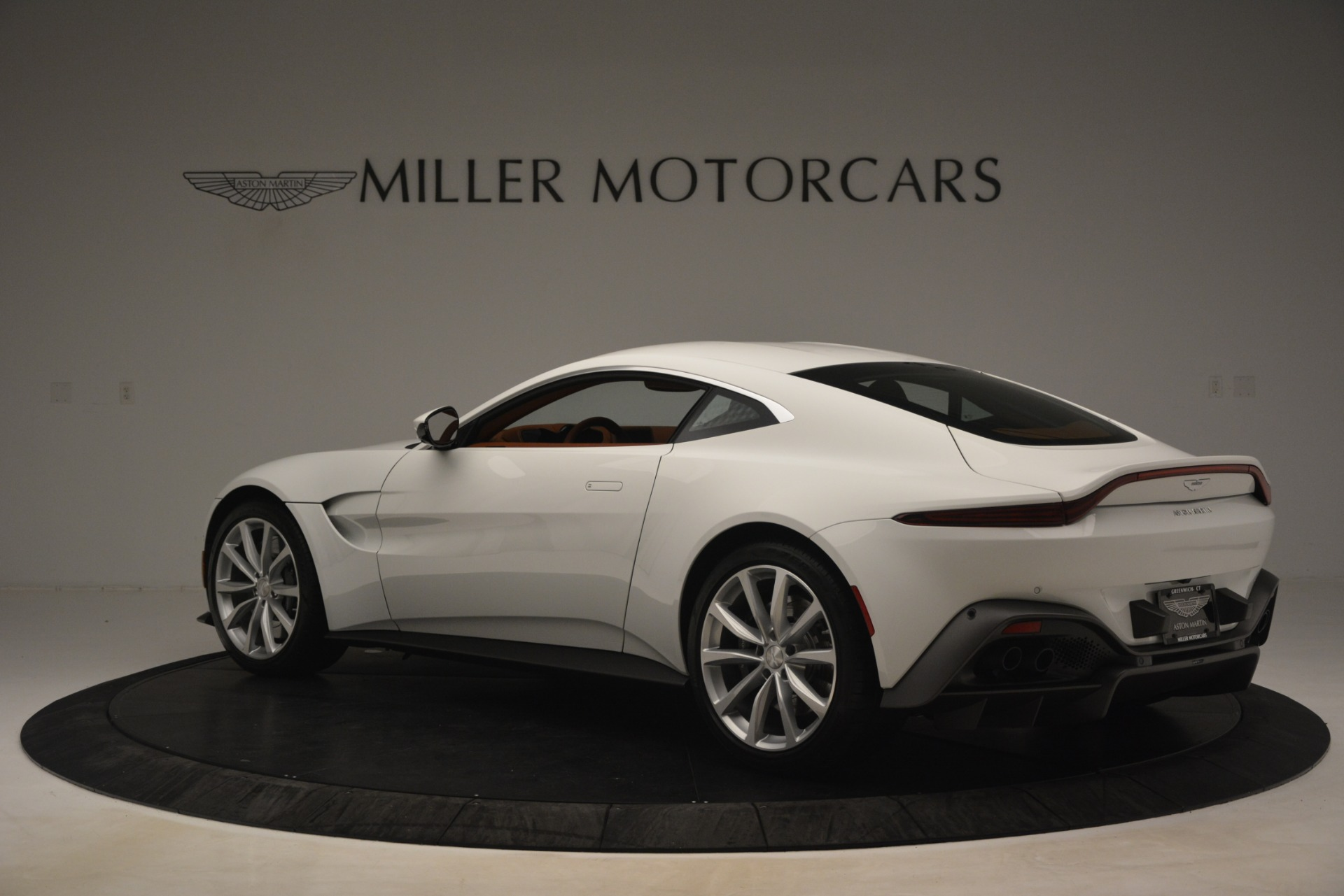 New 2019 Aston Martin Vantage Coupe For Sale In Westport, CT 3227_p3