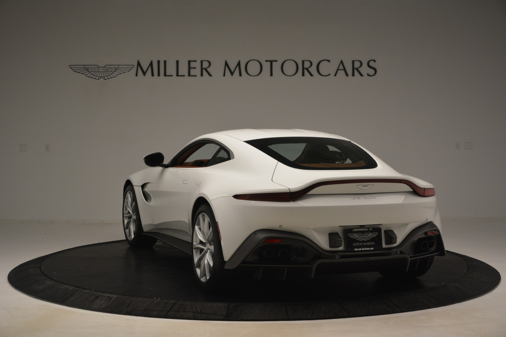 New 2019 Aston Martin Vantage Coupe For Sale In Westport, CT 3227_p4