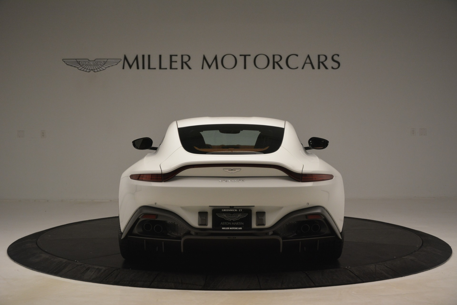 New 2019 Aston Martin Vantage Coupe For Sale In Westport, CT 3227_p5