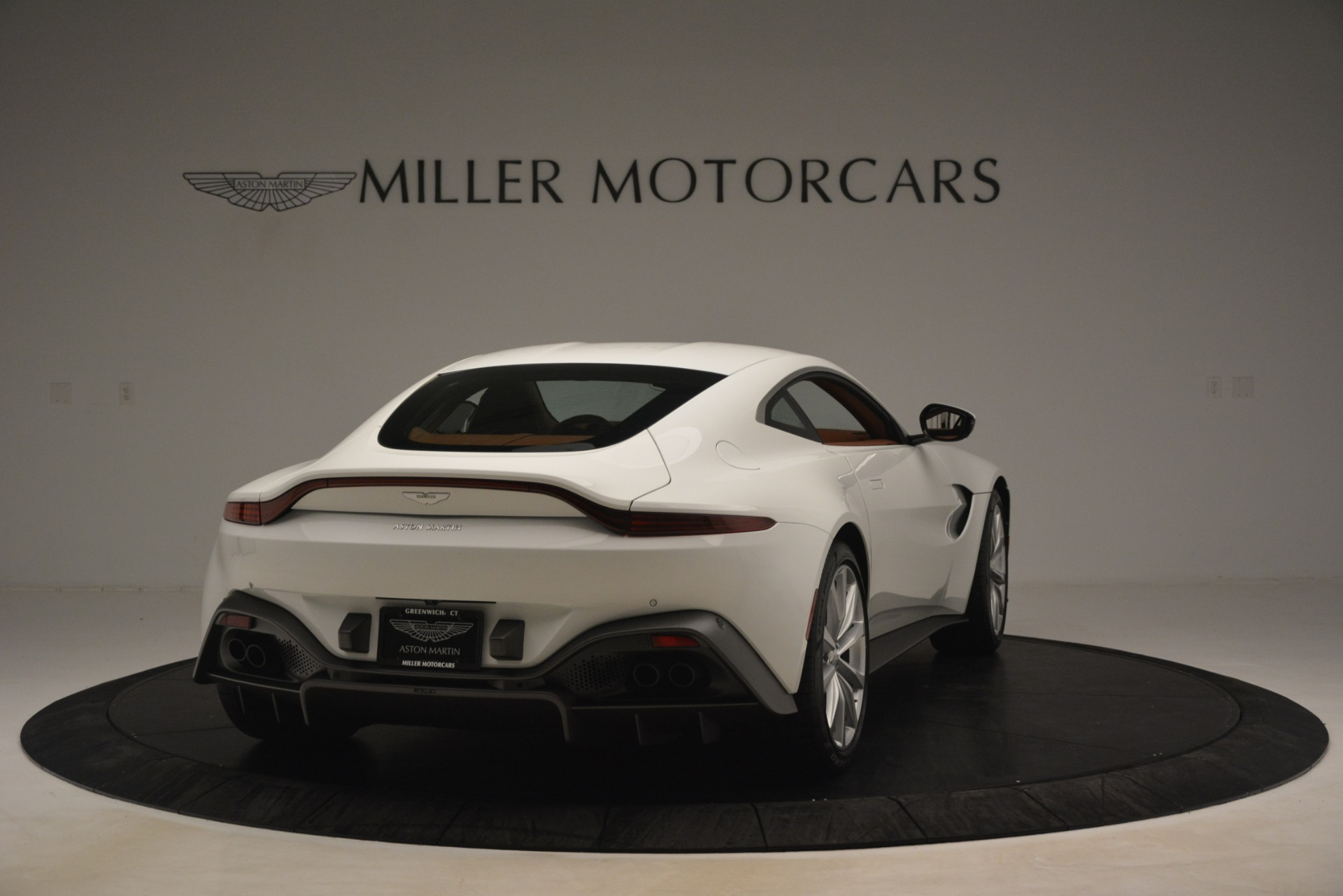 New 2019 Aston Martin Vantage Coupe For Sale In Westport, CT 3227_p6