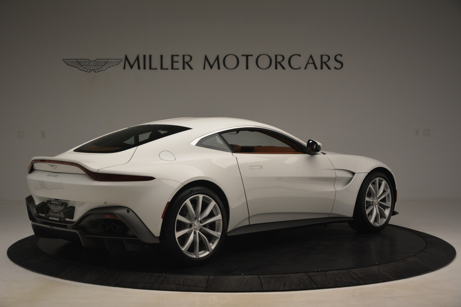 New 2019 Aston Martin Vantage Coupe For Sale In Westport, CT 3227_p7