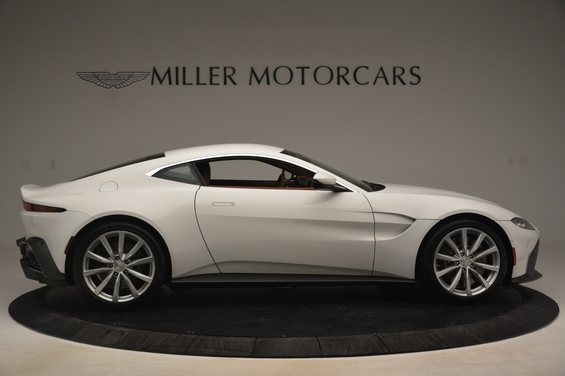 New 2019 Aston Martin Vantage Coupe For Sale In Westport, CT 3227_p8