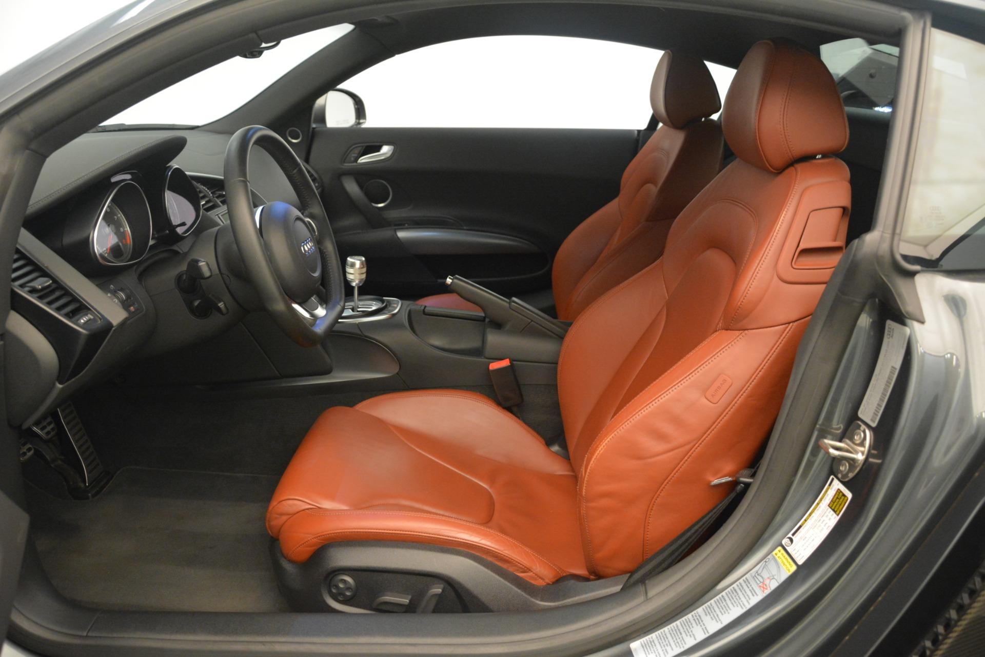 Used 2009 Audi R8 quattro For Sale In Westport, CT 3228_p14