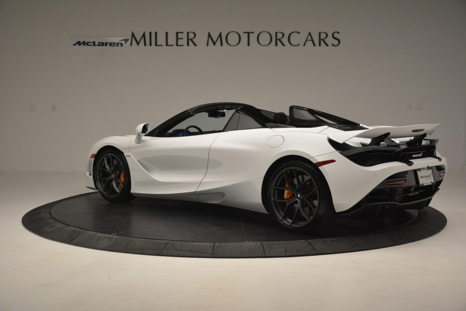 New 2020 McLaren 720S Spider Convertible For Sale In Westport, CT 3229_p12