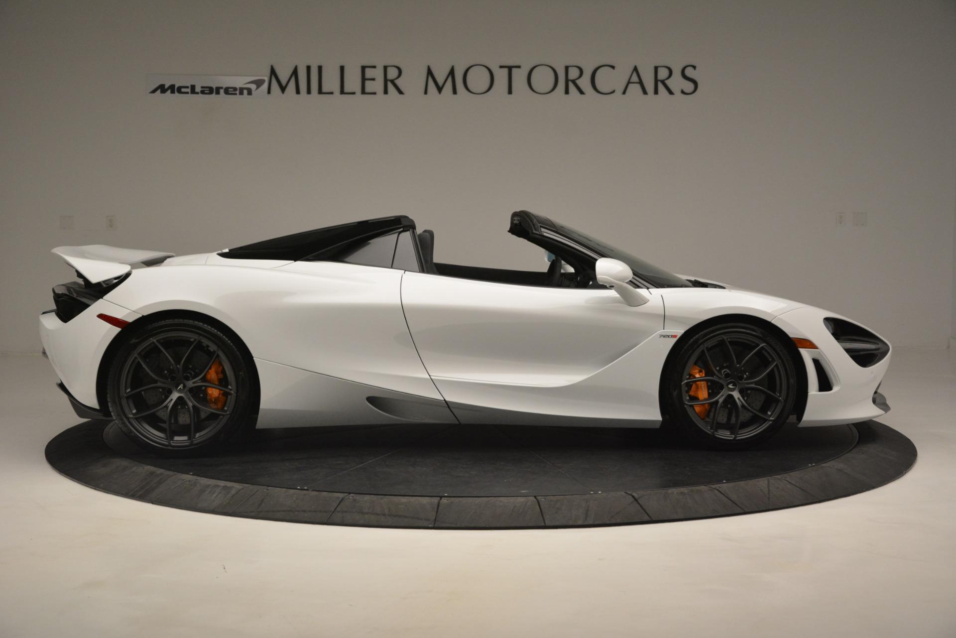 New 2020 McLaren 720S Spider Convertible For Sale In Westport, CT 3229_p15