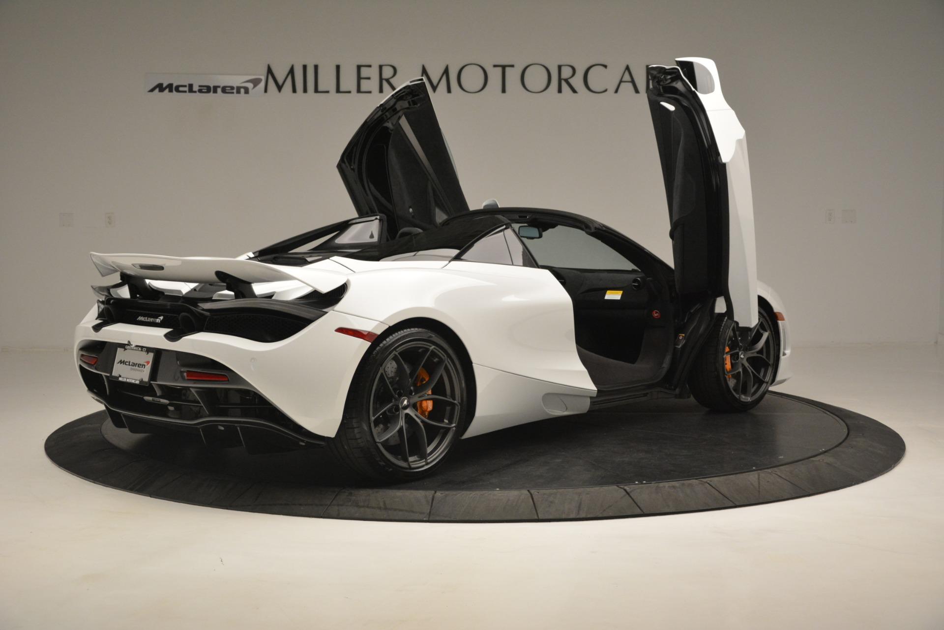 New 2020 McLaren 720S Spider Convertible For Sale In Westport, CT 3229_p21