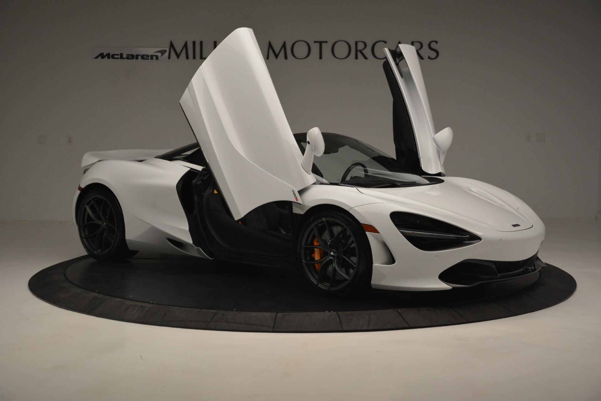 New 2020 McLaren 720S Spider Convertible For Sale In Westport, CT 3229_p22