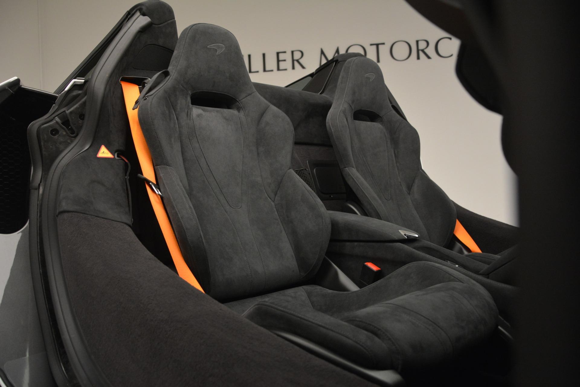 New 2020 McLaren 720S Spider Convertible For Sale In Westport, CT 3229_p23