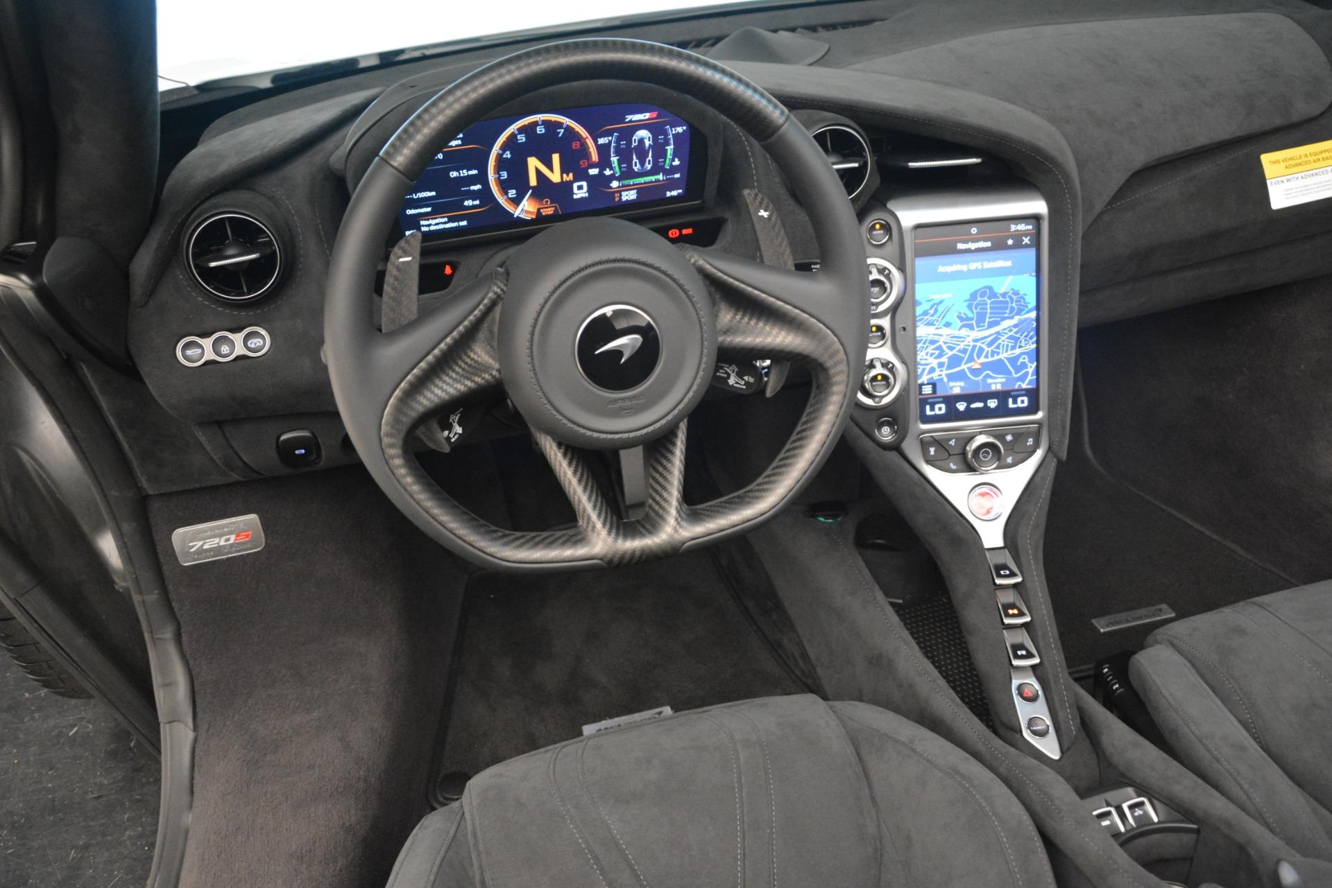 New 2020 McLaren 720S Spider Convertible For Sale In Westport, CT 3229_p27