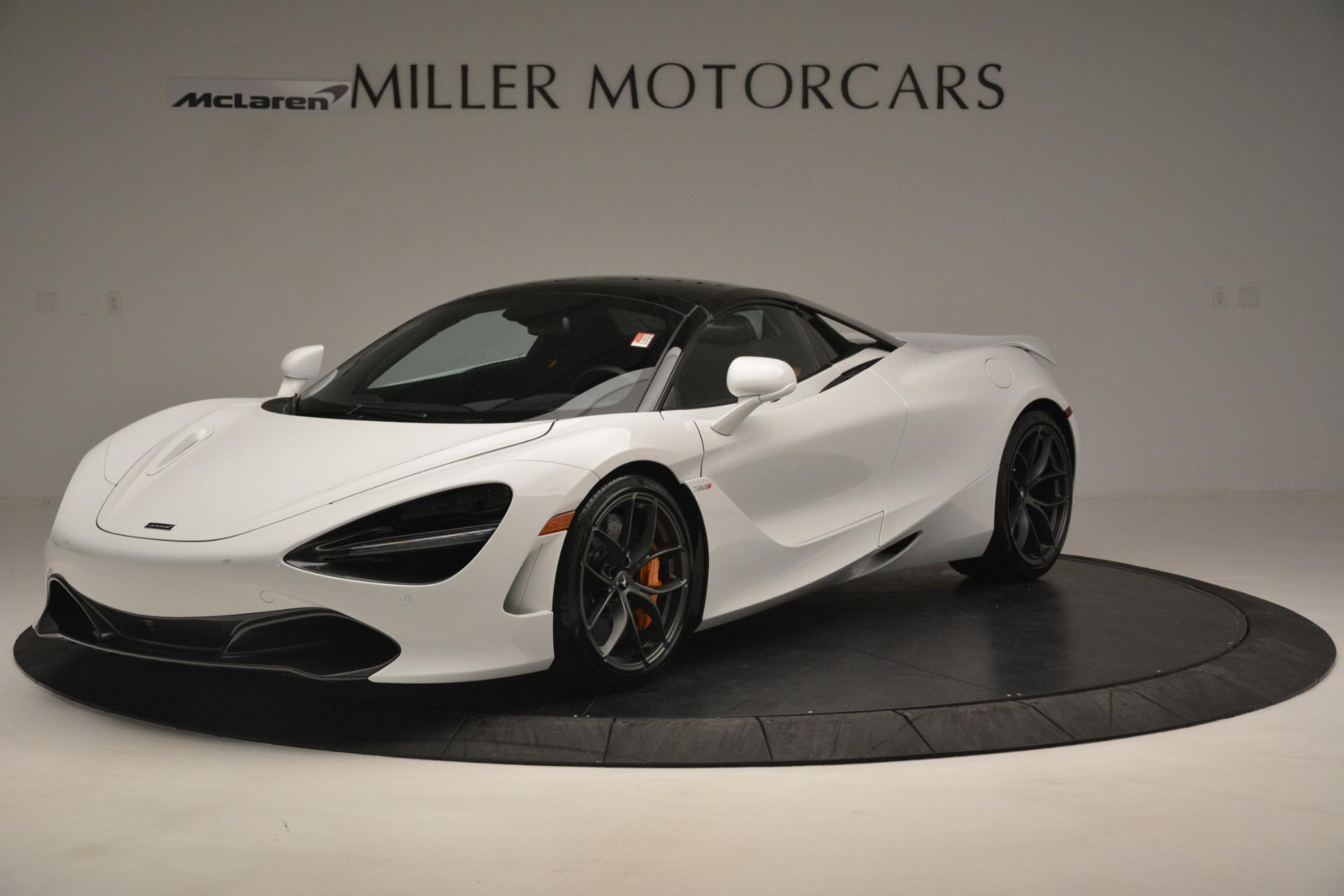 New 2020 McLaren 720S Spider Convertible For Sale In Westport, CT 3229_p2