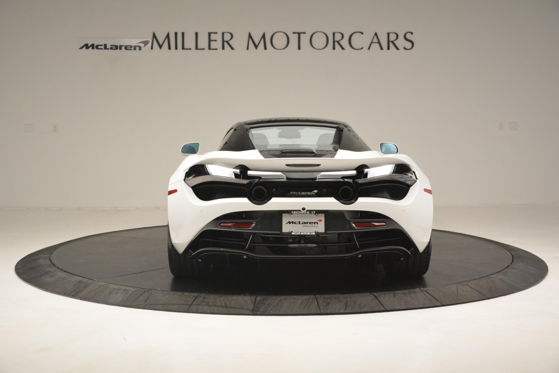 New 2020 McLaren 720S Spider Convertible For Sale In Westport, CT 3229_p5