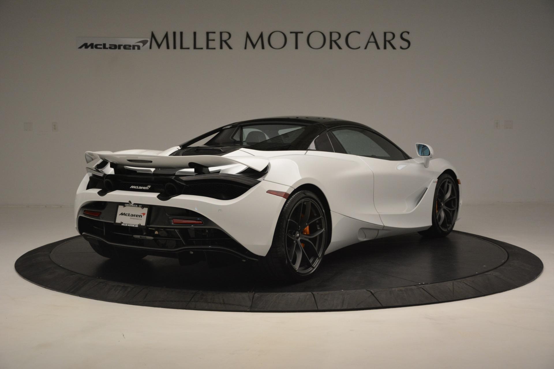 New 2020 McLaren 720S Spider Convertible For Sale In Westport, CT 3229_p6