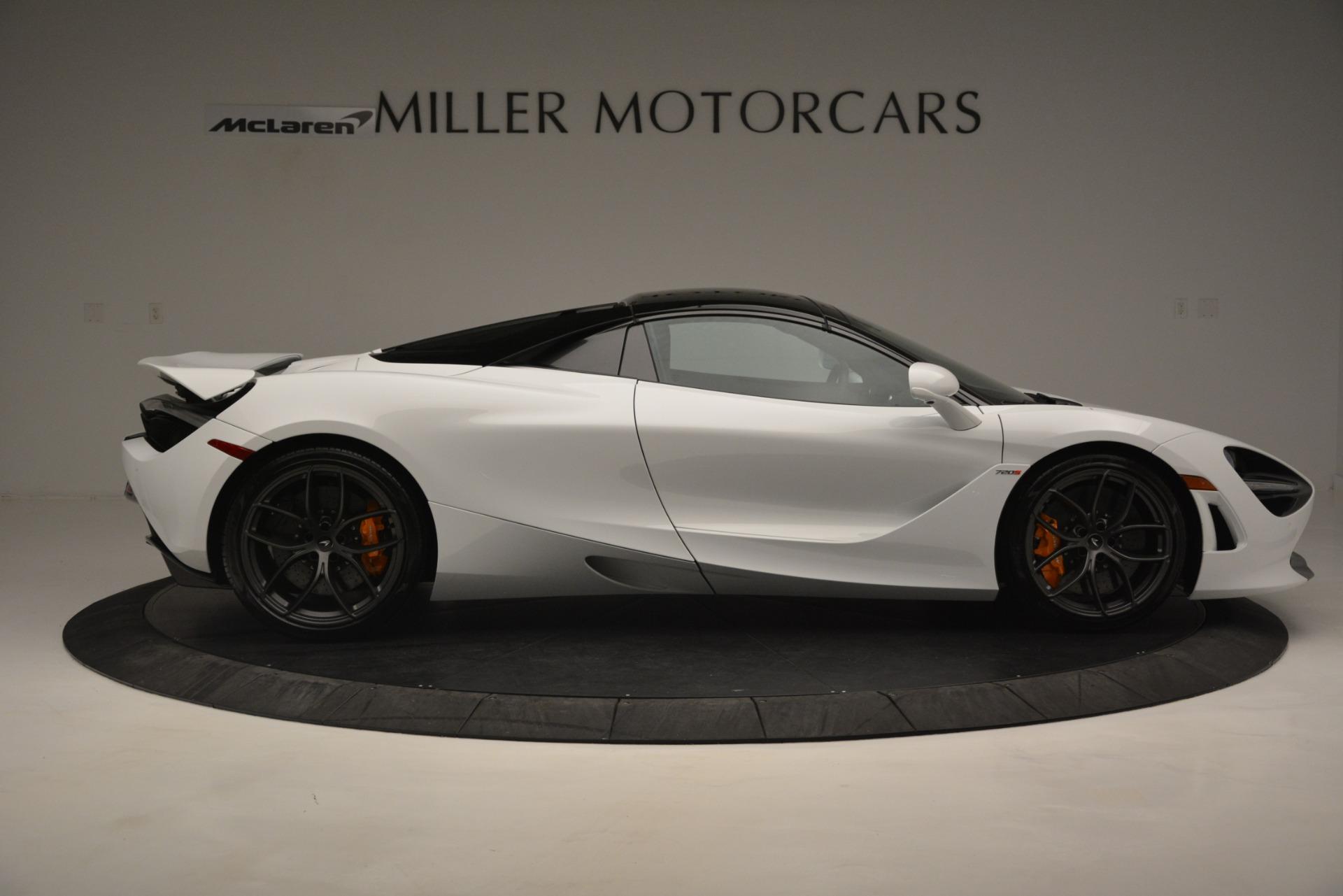 New 2020 McLaren 720S Spider Convertible For Sale In Westport, CT 3229_p7