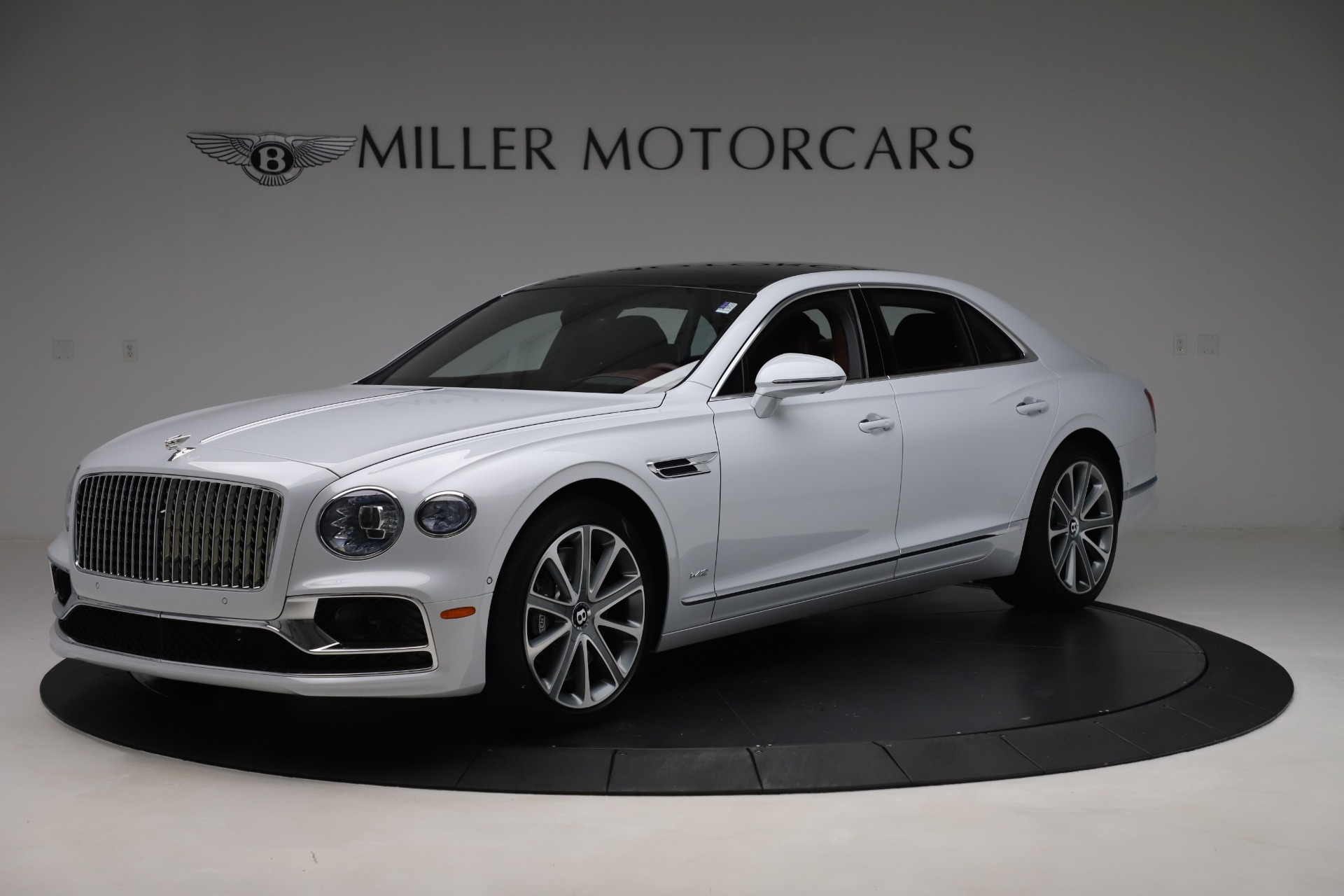 New 2021 Bentley Flying Spur  For Sale In Westport, CT 3230_p2