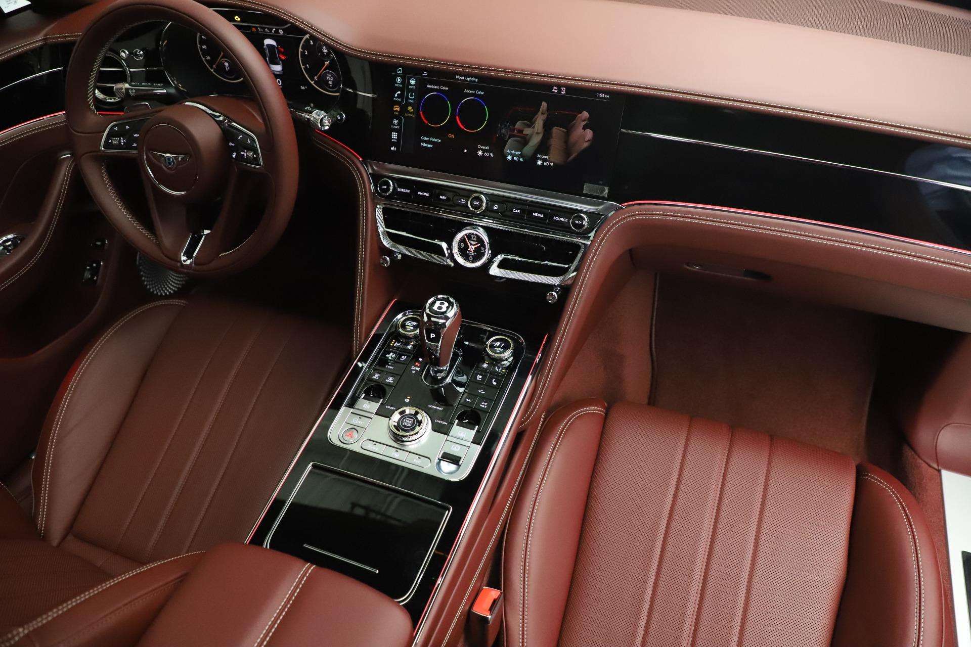 New 2021 Bentley Flying Spur W12 For Sale In Westport, CT 3230_p35