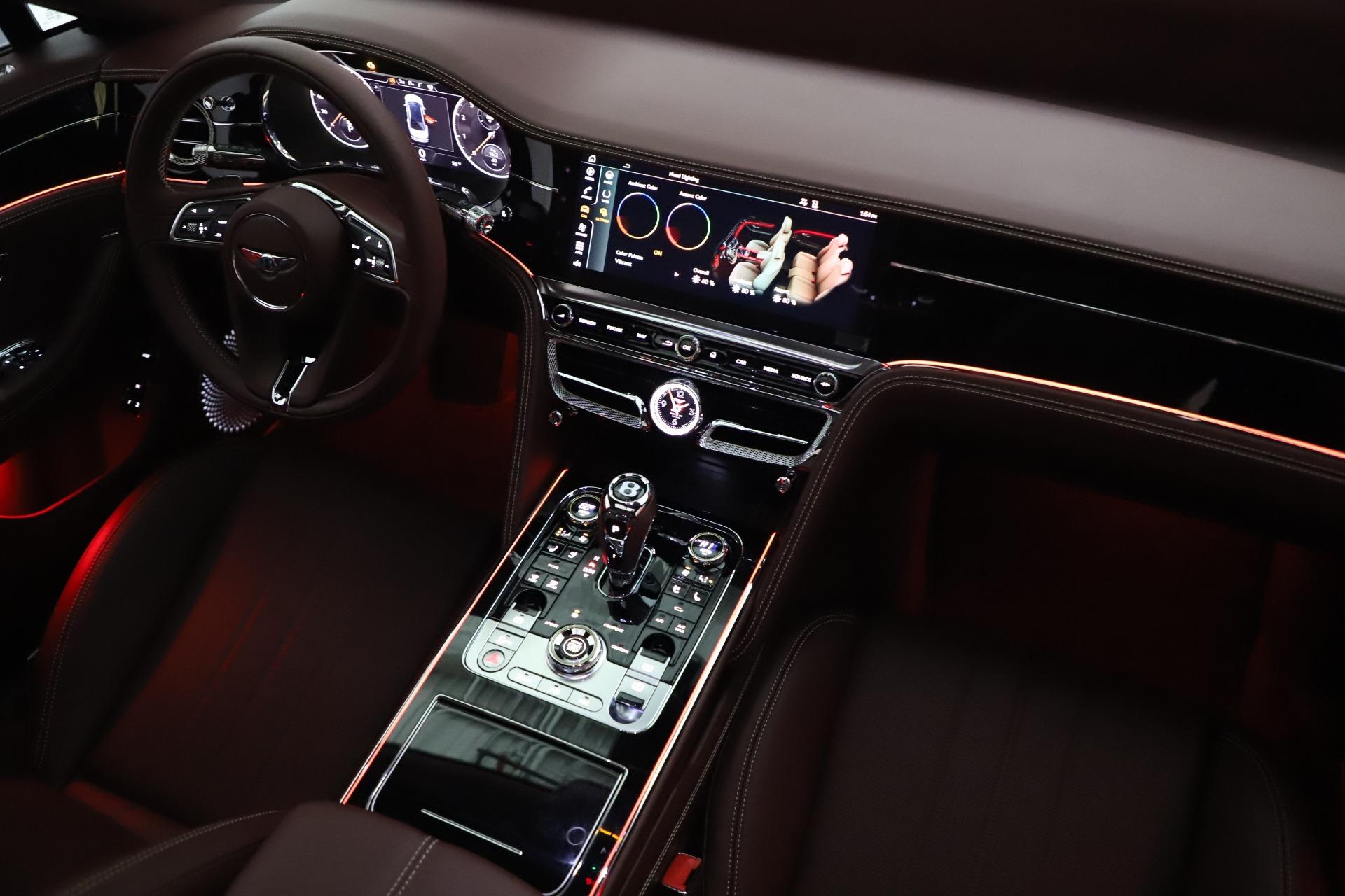 New 2021 Bentley Flying Spur W12 For Sale In Westport, CT 3230_p36