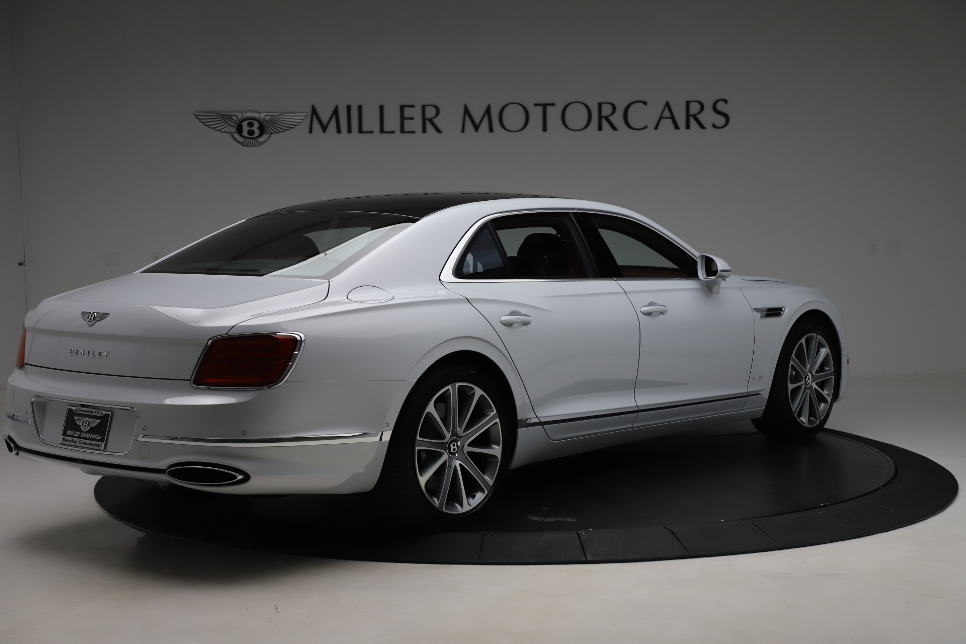 New 2021 Bentley Flying Spur  For Sale In Westport, CT 3230_p8