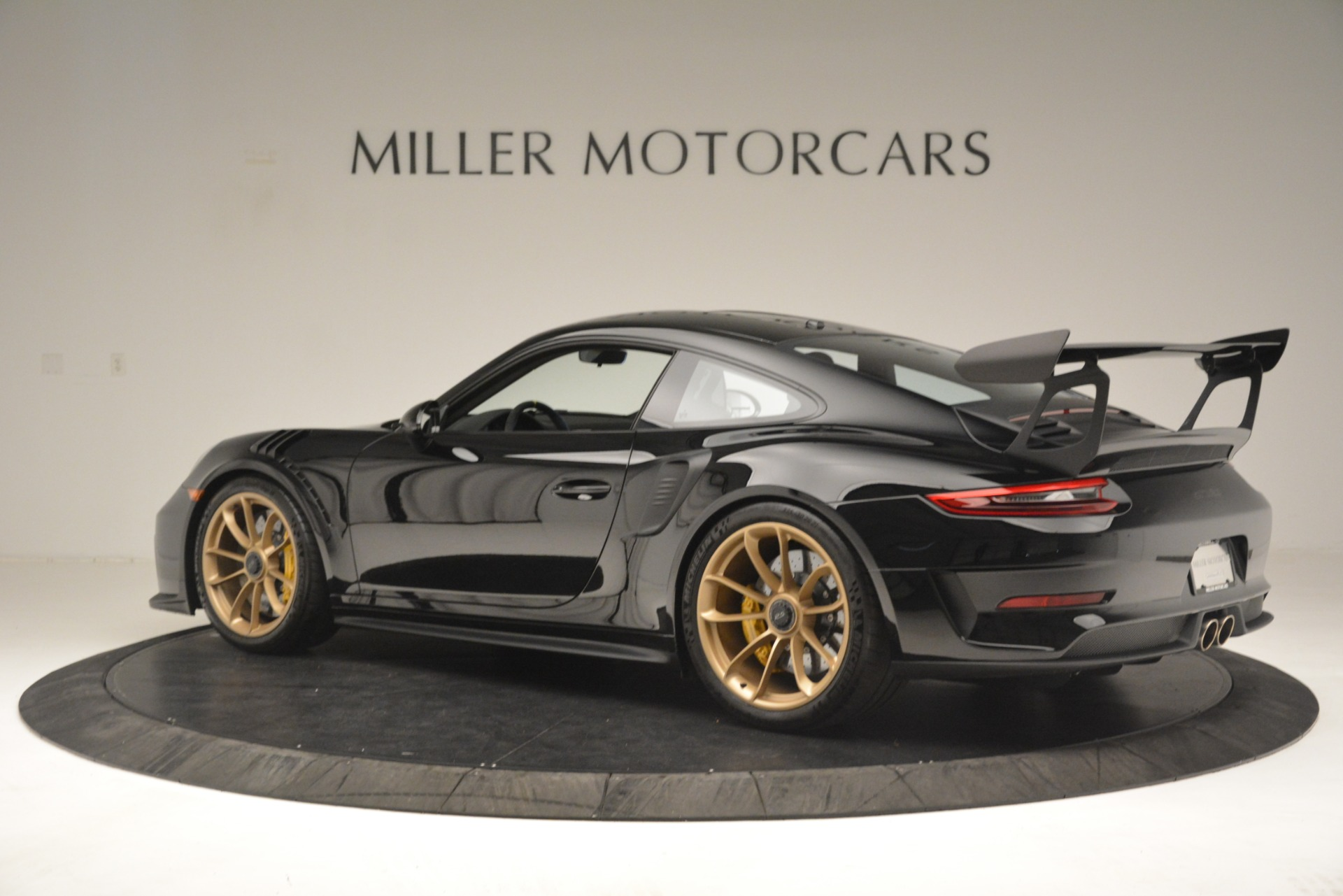 Used 2019 Porsche 911 GT3 RS For Sale In Westport, CT 3231_p4