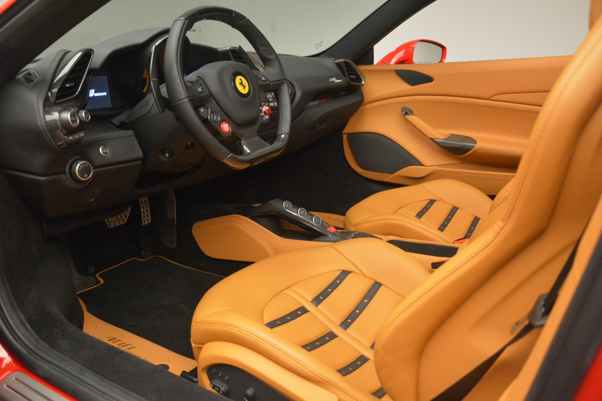 Used 2018 Ferrari 488 Spider  For Sale In Westport, CT 3234_p19