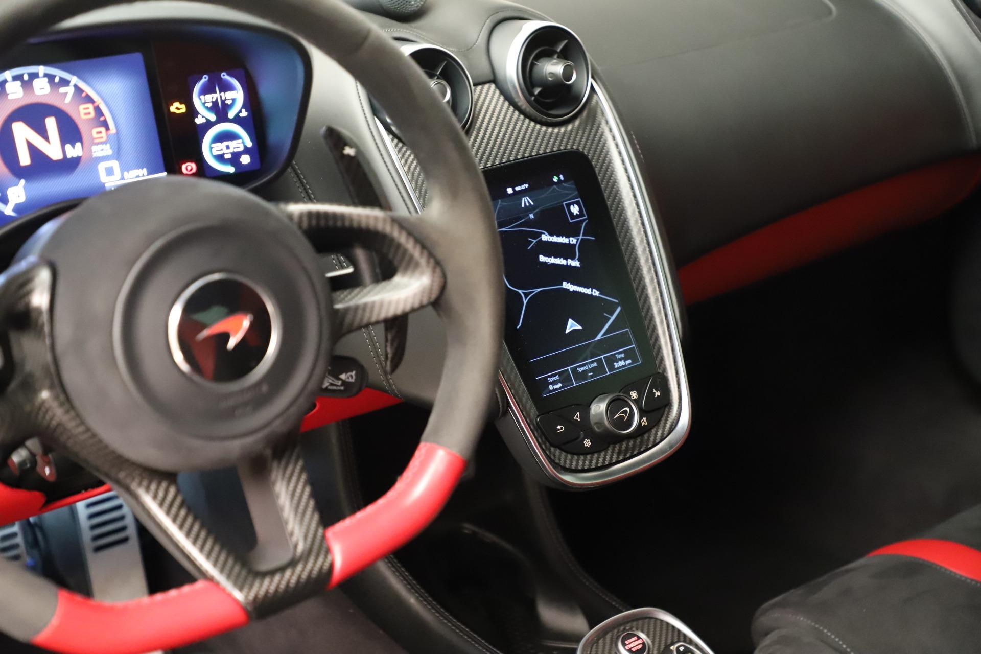 Used 2016 McLaren 570S Coupe For Sale In Westport, CT 3235_p28