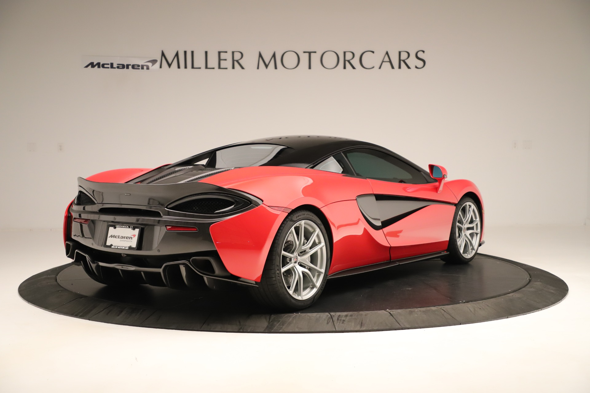 Used 2016 McLaren 570S Coupe For Sale In Westport, CT 3235_p5