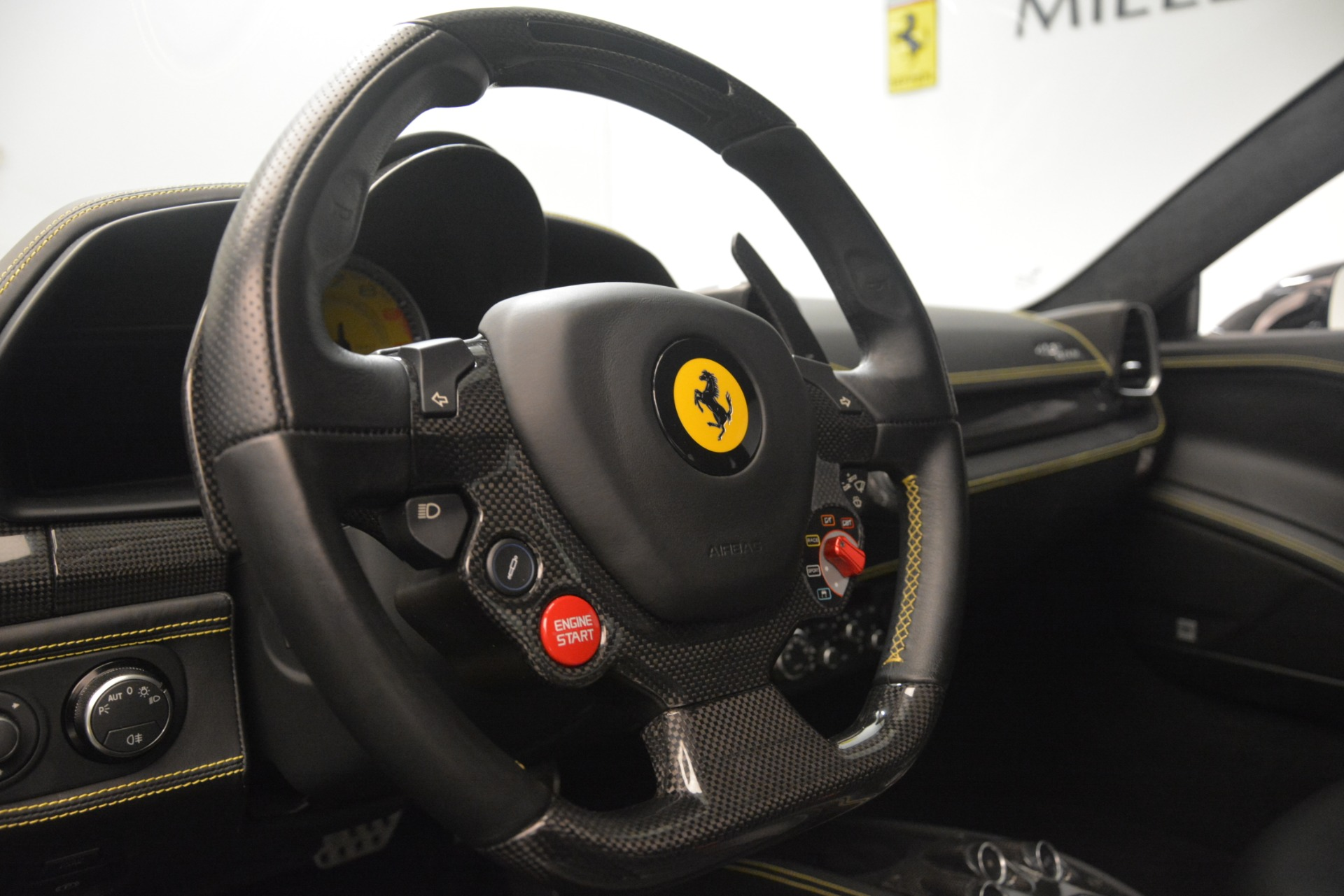 Used 2011 Ferrari 458 Italia  For Sale In Westport, CT 3236_p20