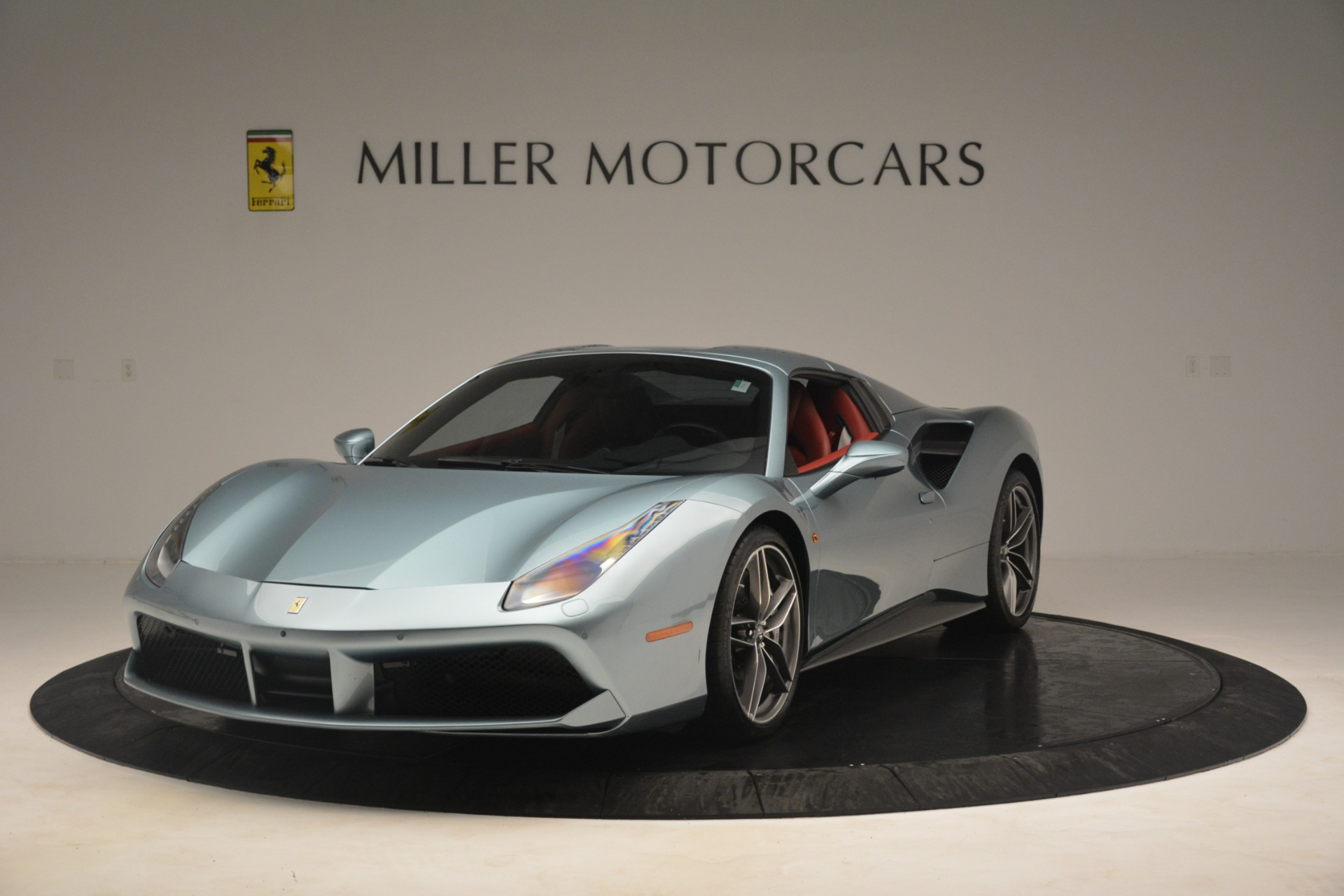 Used 2017 Ferrari 488 Spider  For Sale In Westport, CT 3237_p13
