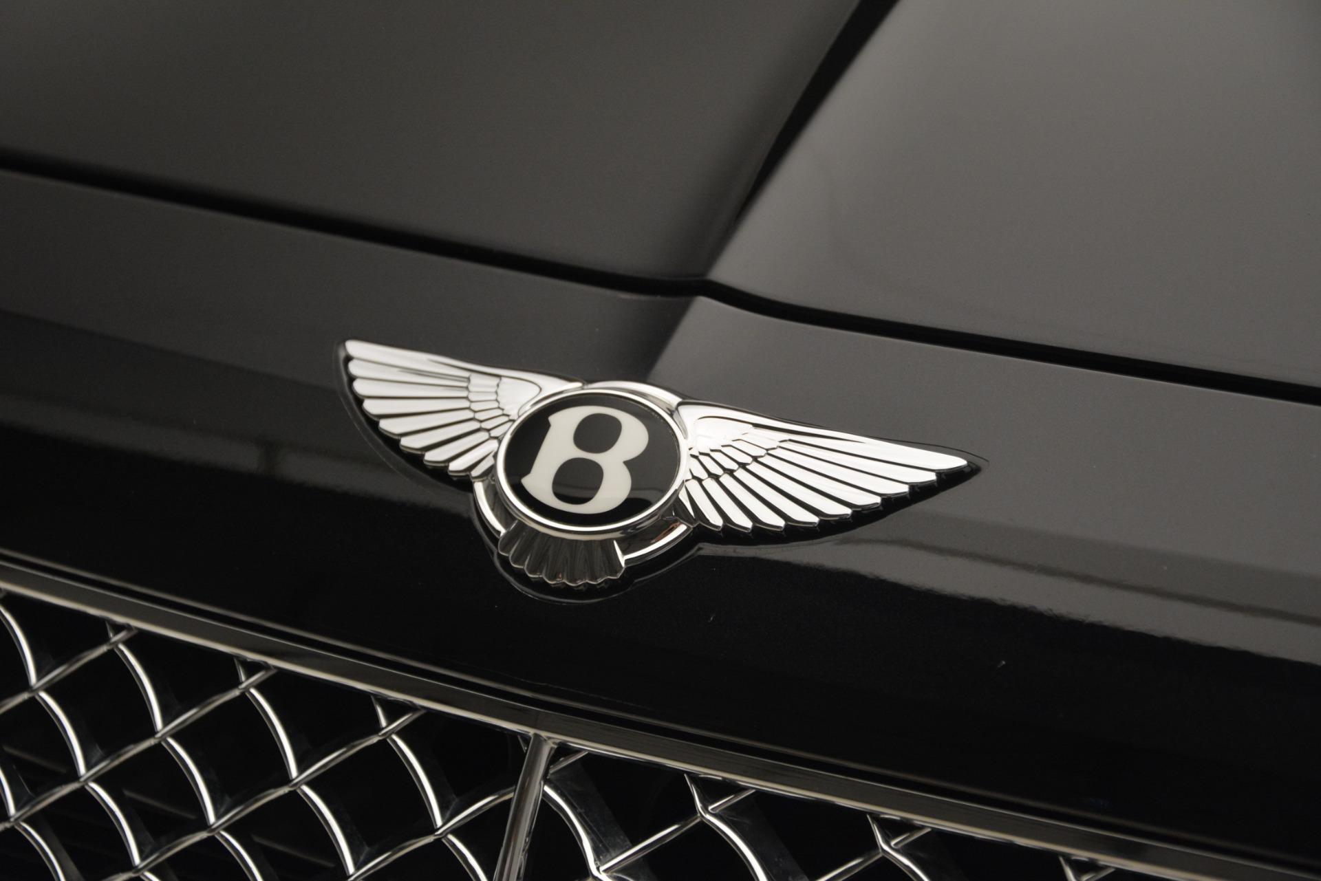 Used 2017 Bentley Bentayga W12 For Sale In Westport, CT 3239_p14