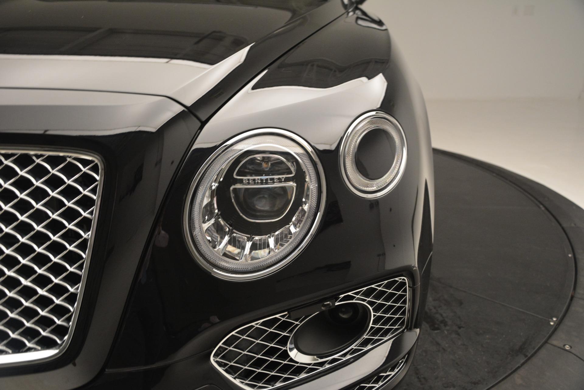 Used 2017 Bentley Bentayga W12 For Sale In Westport, CT 3239_p15
