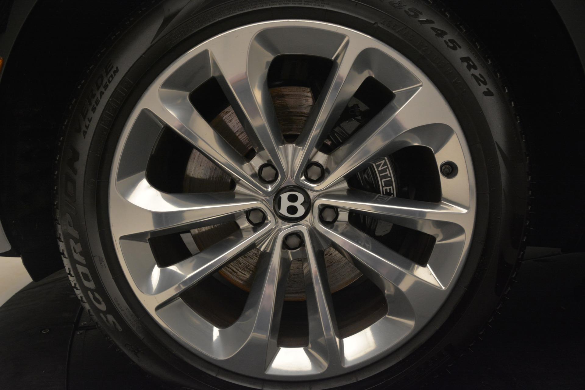 Used 2017 Bentley Bentayga W12 For Sale In Westport, CT 3239_p16